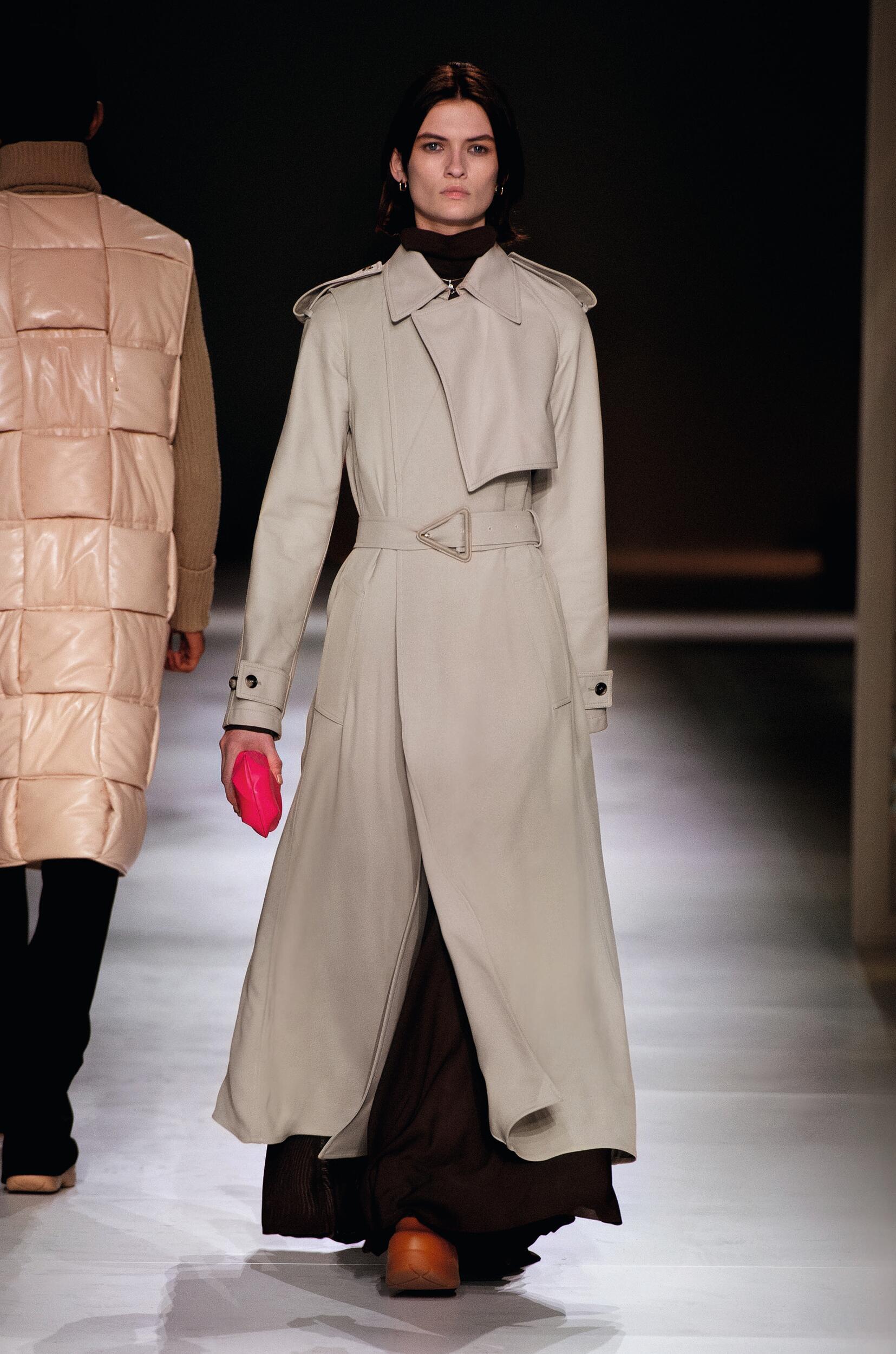 FW 2020-21 Bottega Veneta Fashion Show Milan