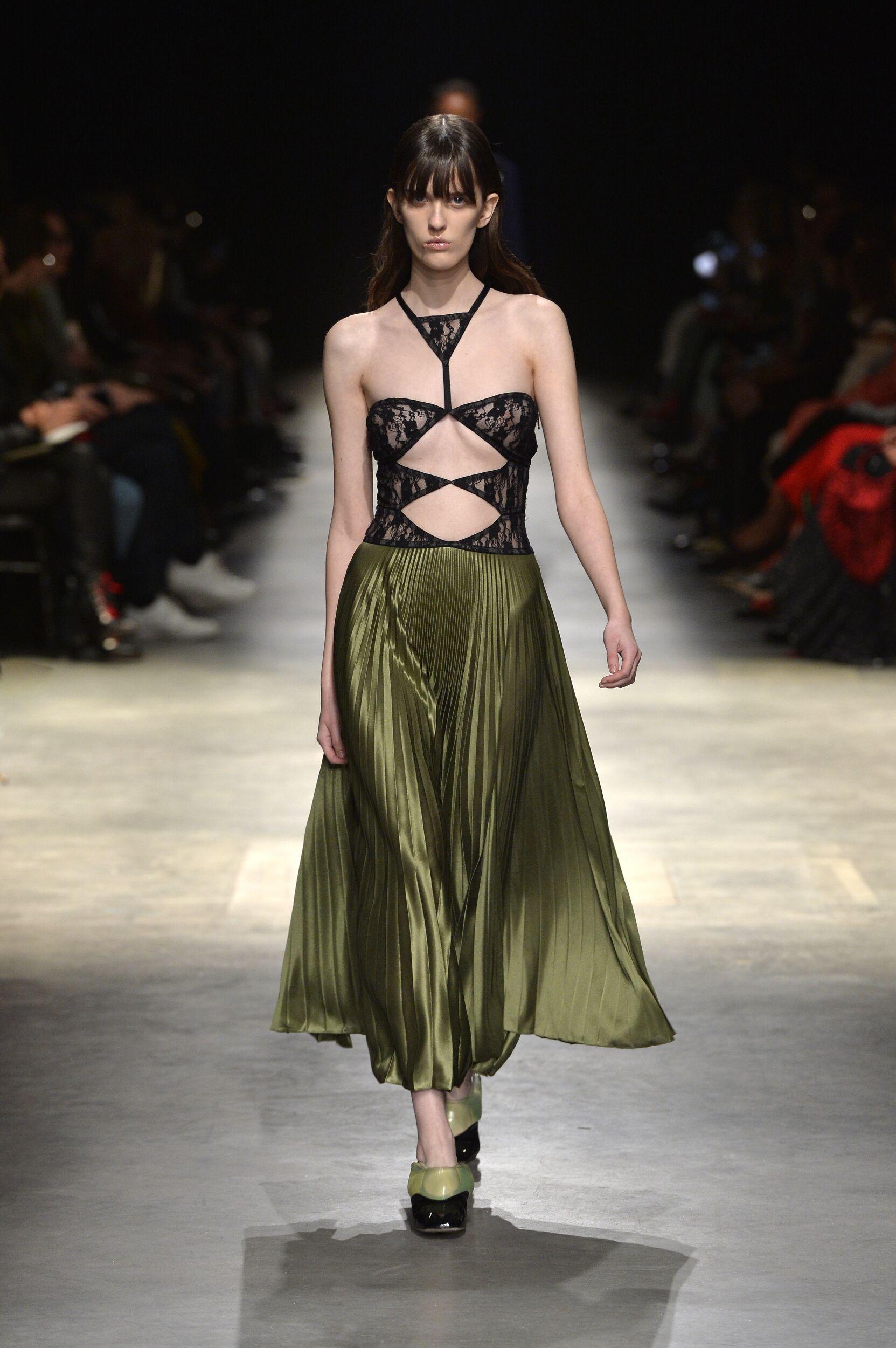 FW 2020-21 Christopher Kane Fashion Show London Fashion Week