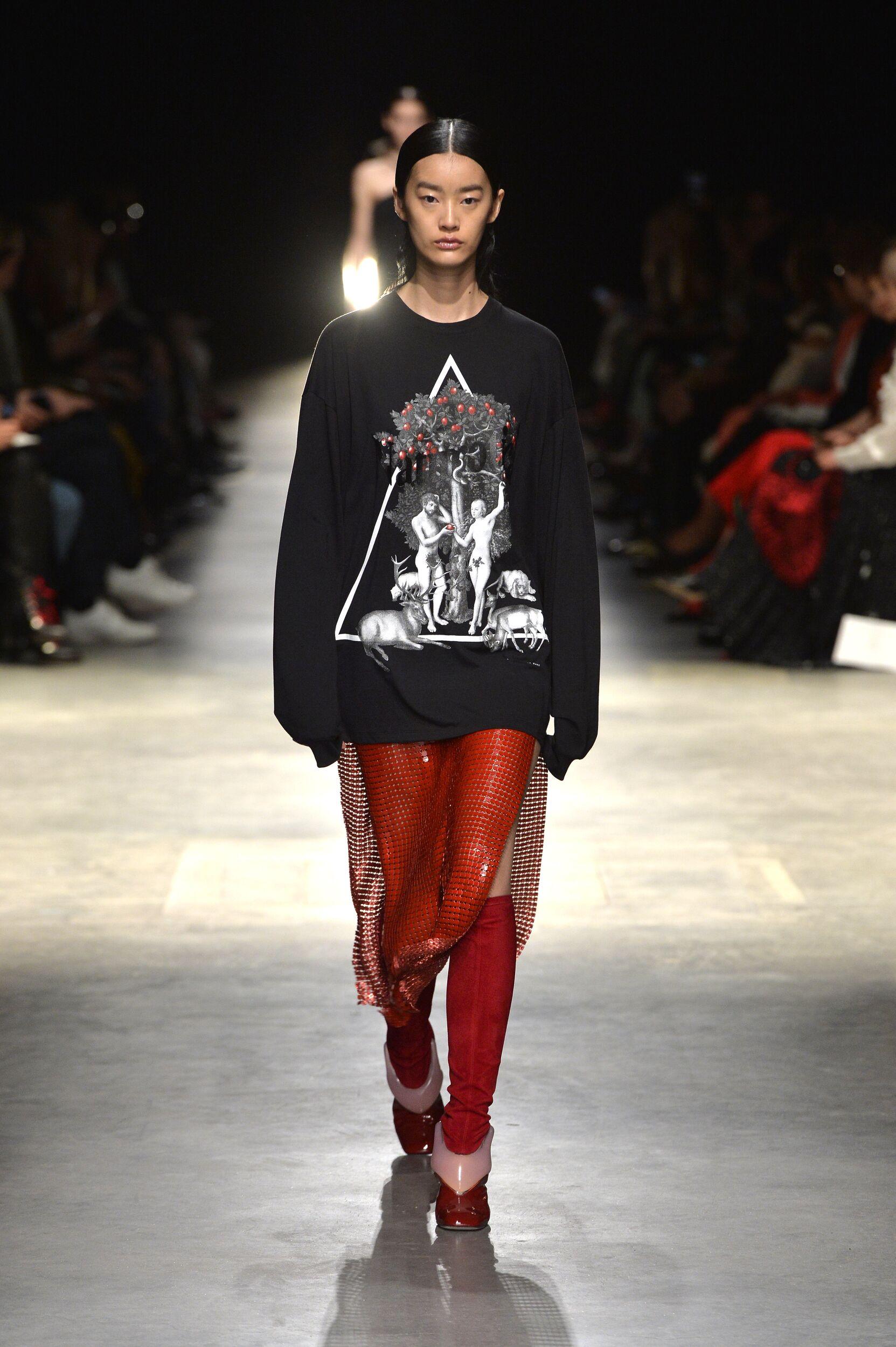 FW 2020-21 Christopher Kane Fashion Show London