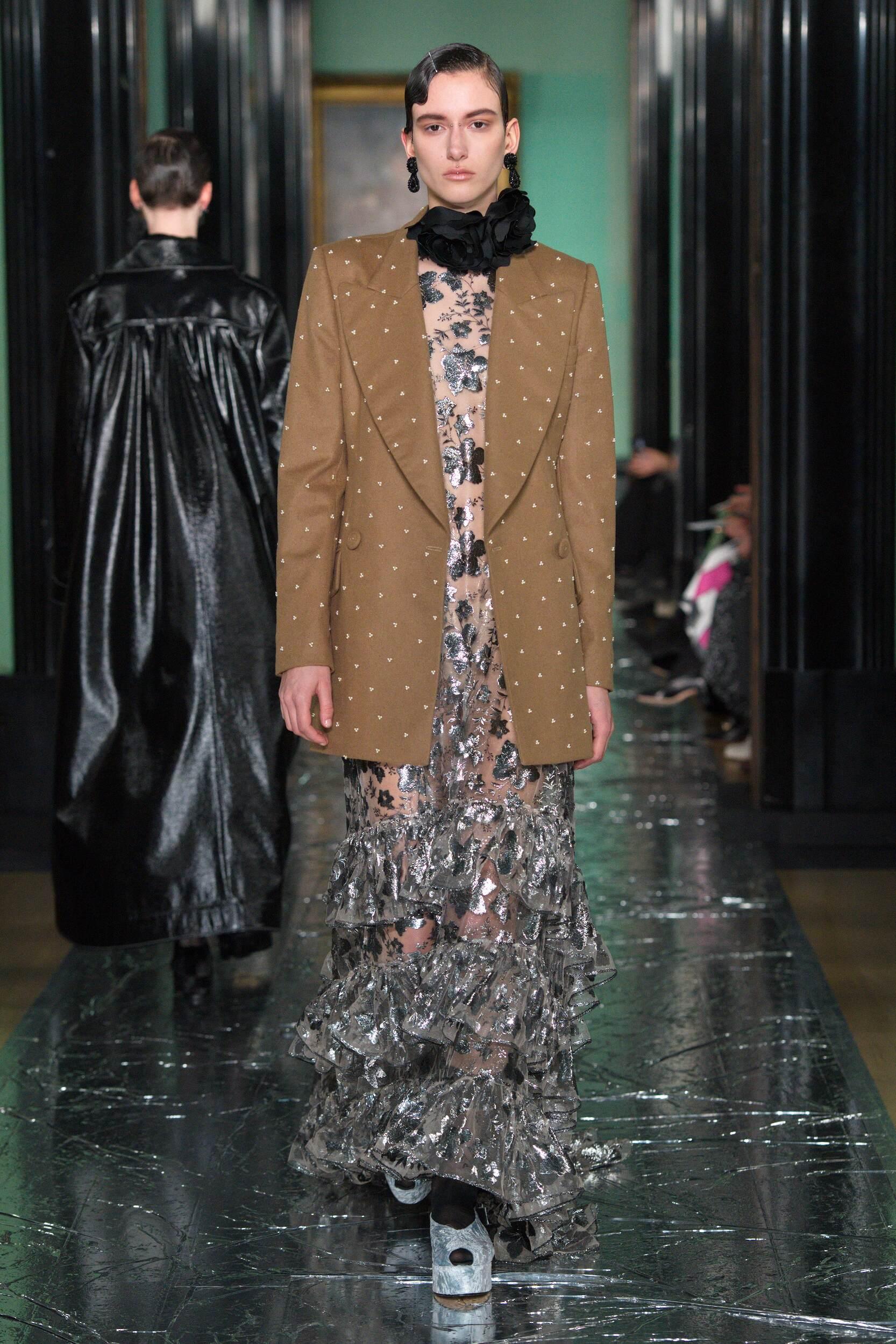 FW 2020-21 Erdem Fashion Show