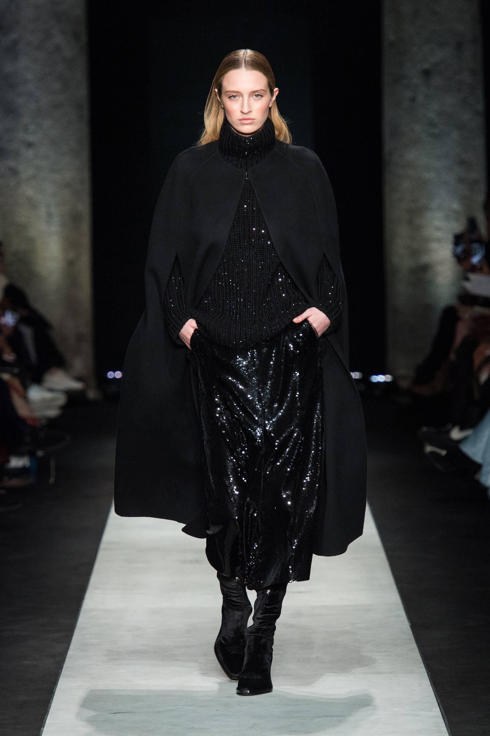 FW 2020-21 Ermanno Scervino Fashion Show Milan