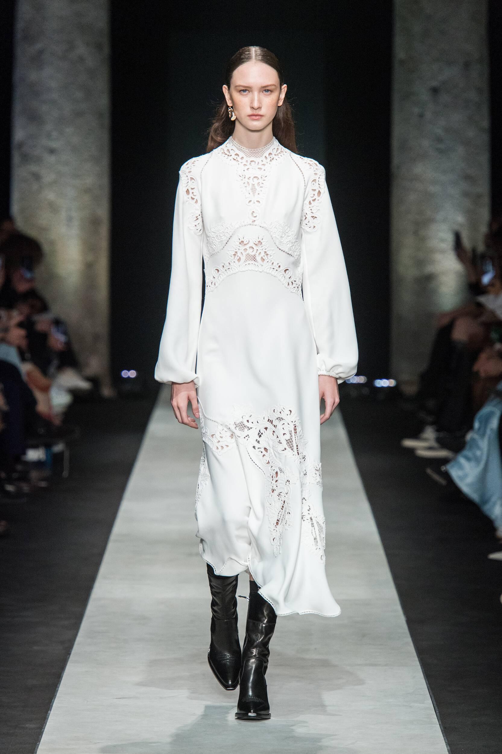 FW 2020-21 Ermanno Scervino Fashion Show