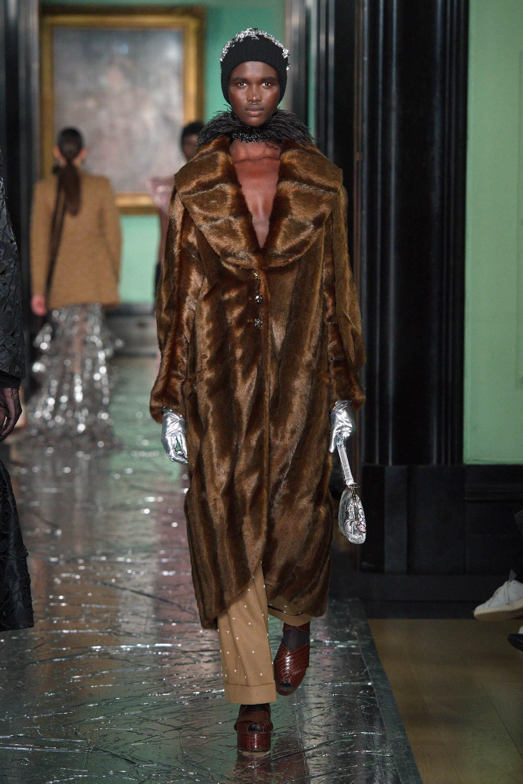FW 2020-21 Fashion Show Erdem