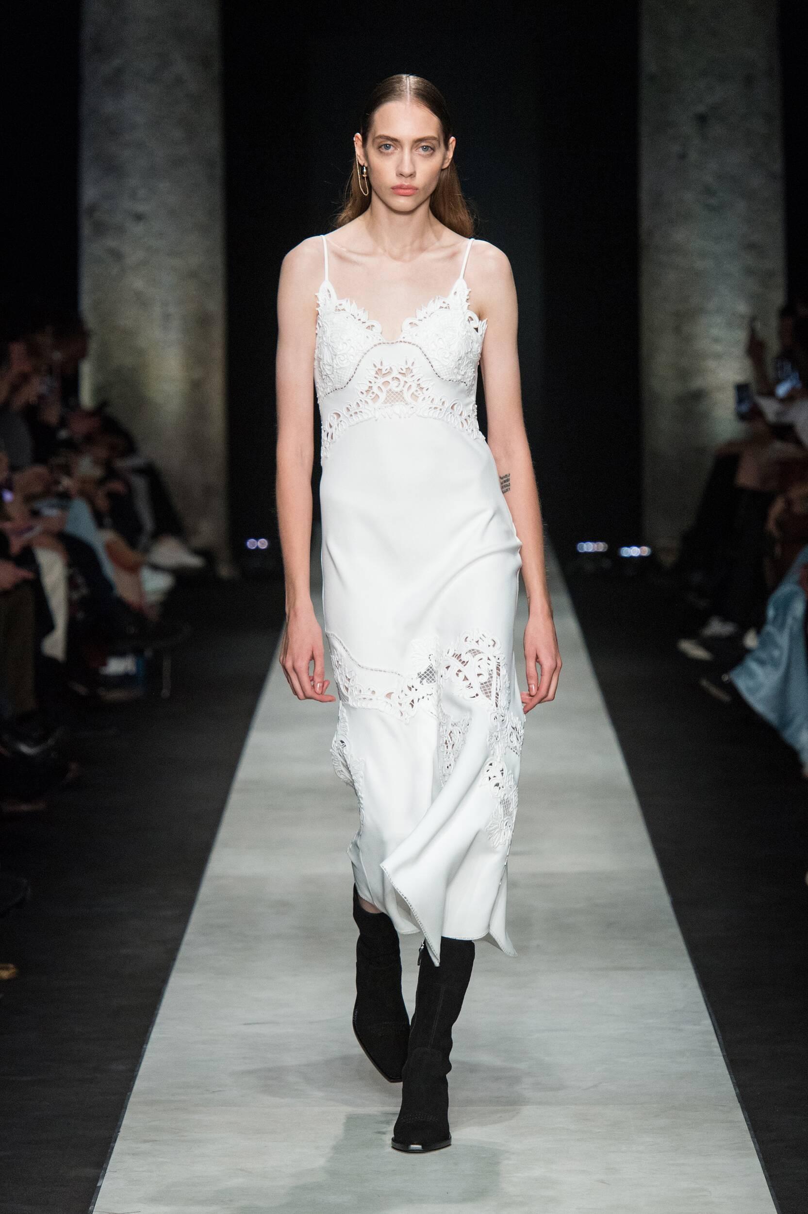 FW 2020-21 Fashion Show Ermanno Scervino