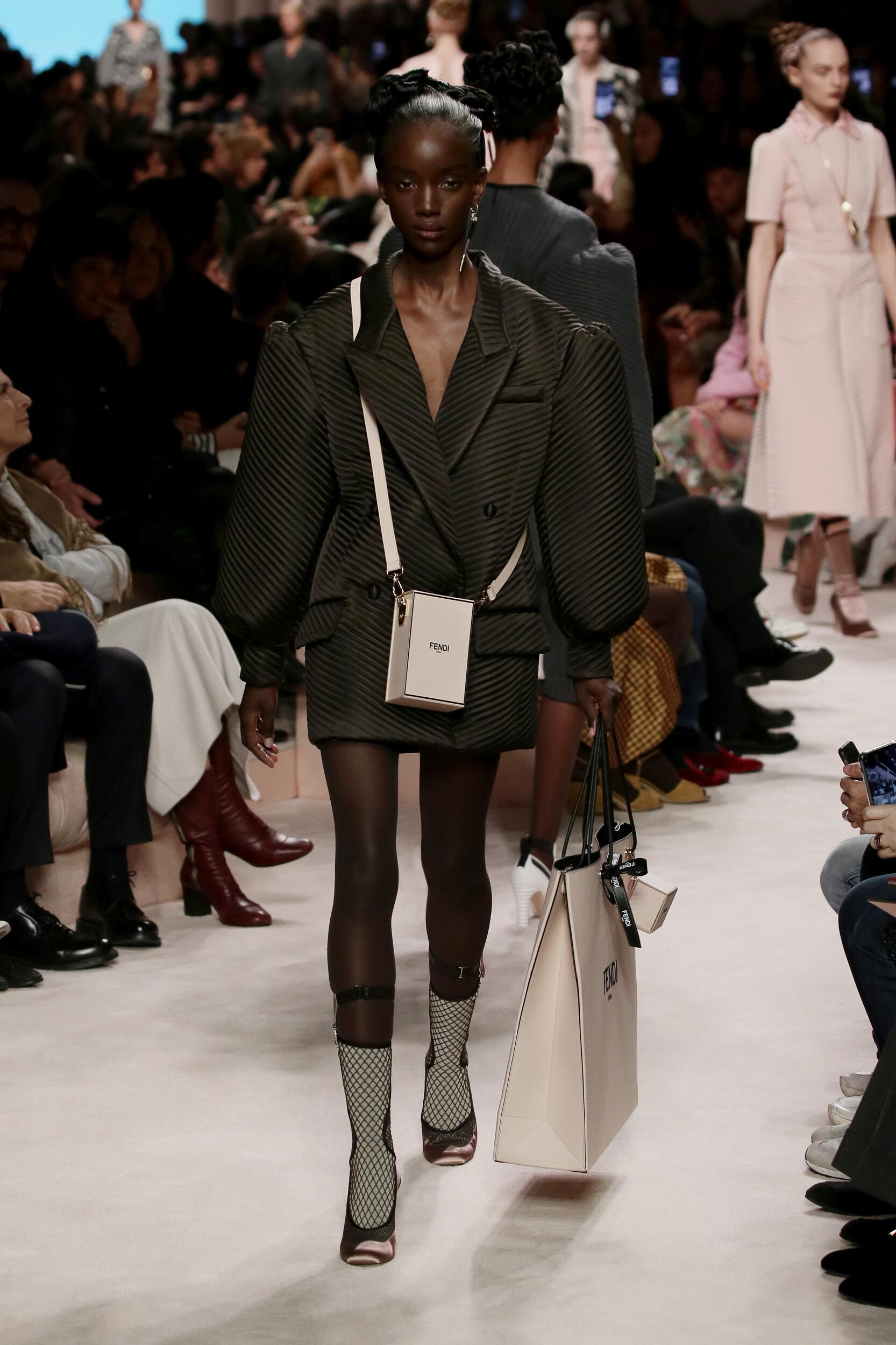 FW 2020-21 Fashion Show Fendi