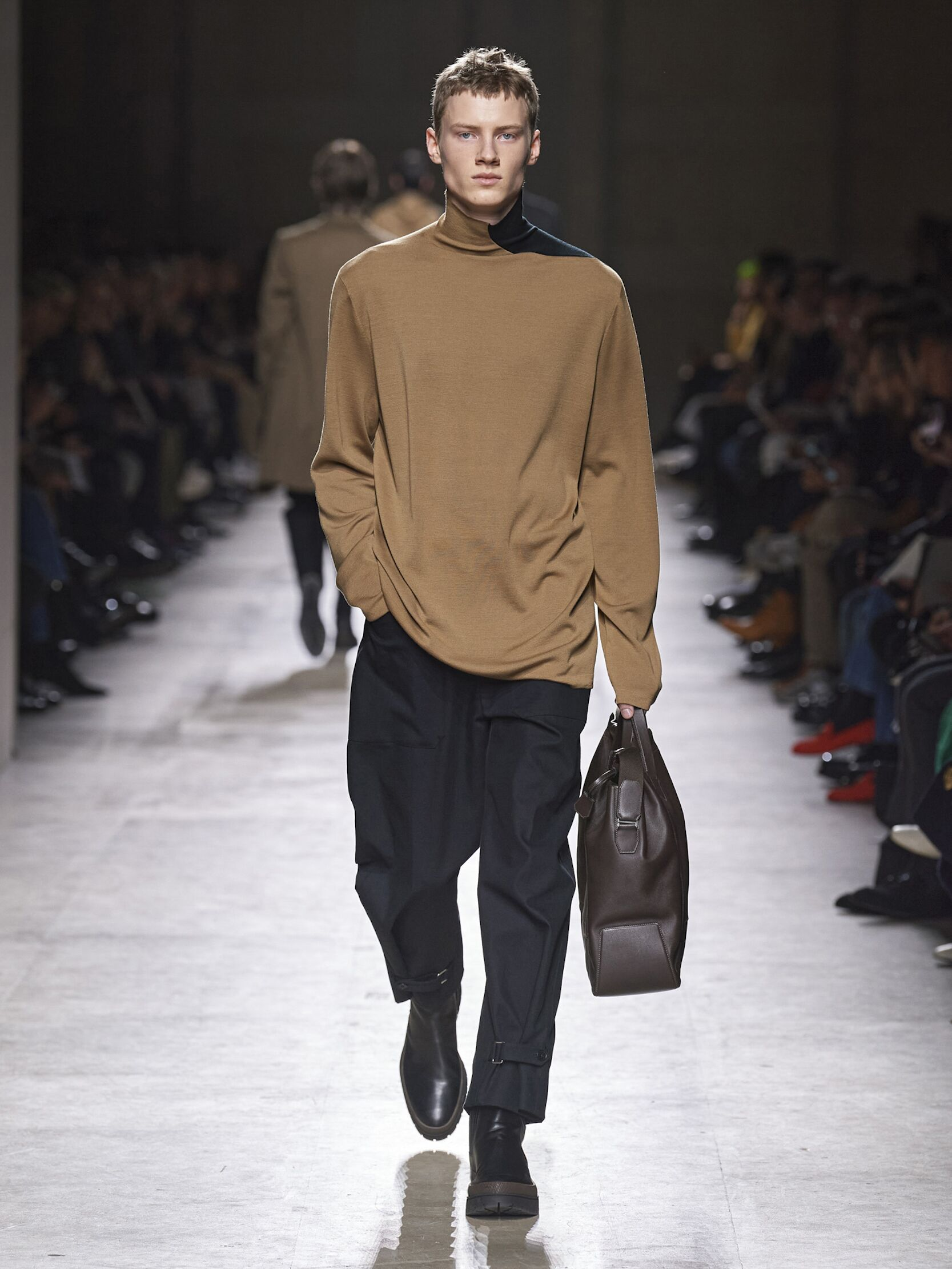 FW 2020-21 Fashion Show Hermès