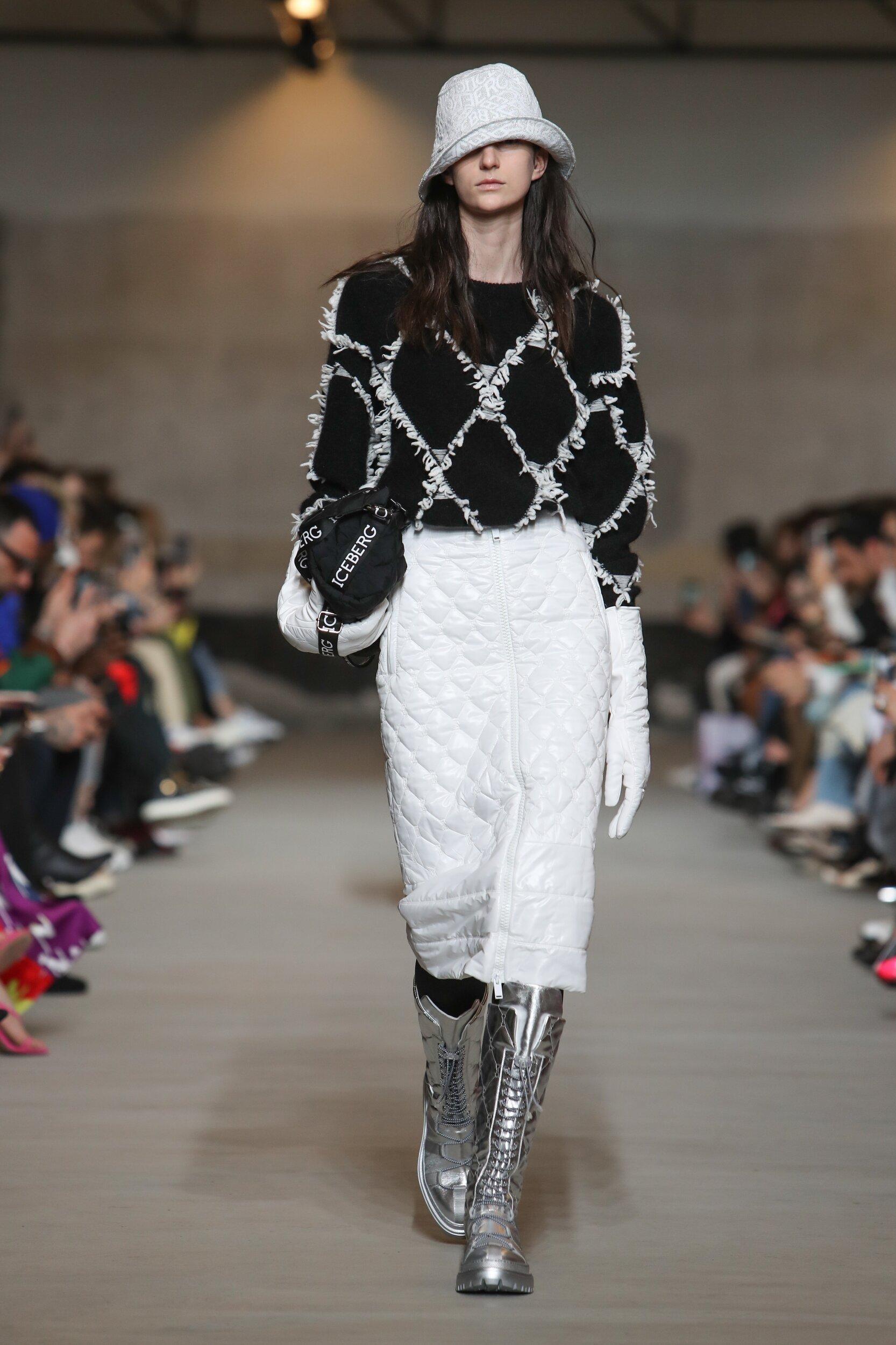FW 2020-21 Fashion Show Iceberg