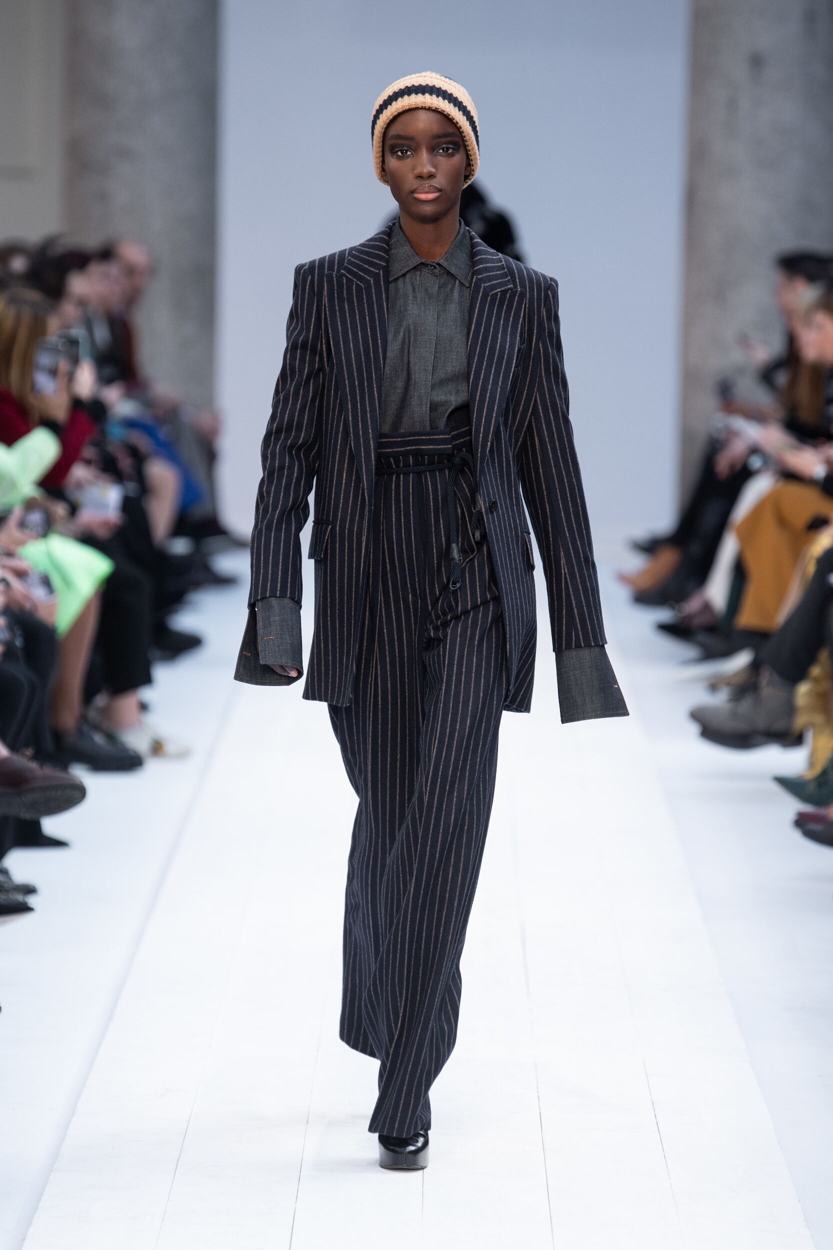 FW 2020-21 Fashion Show Max Mara