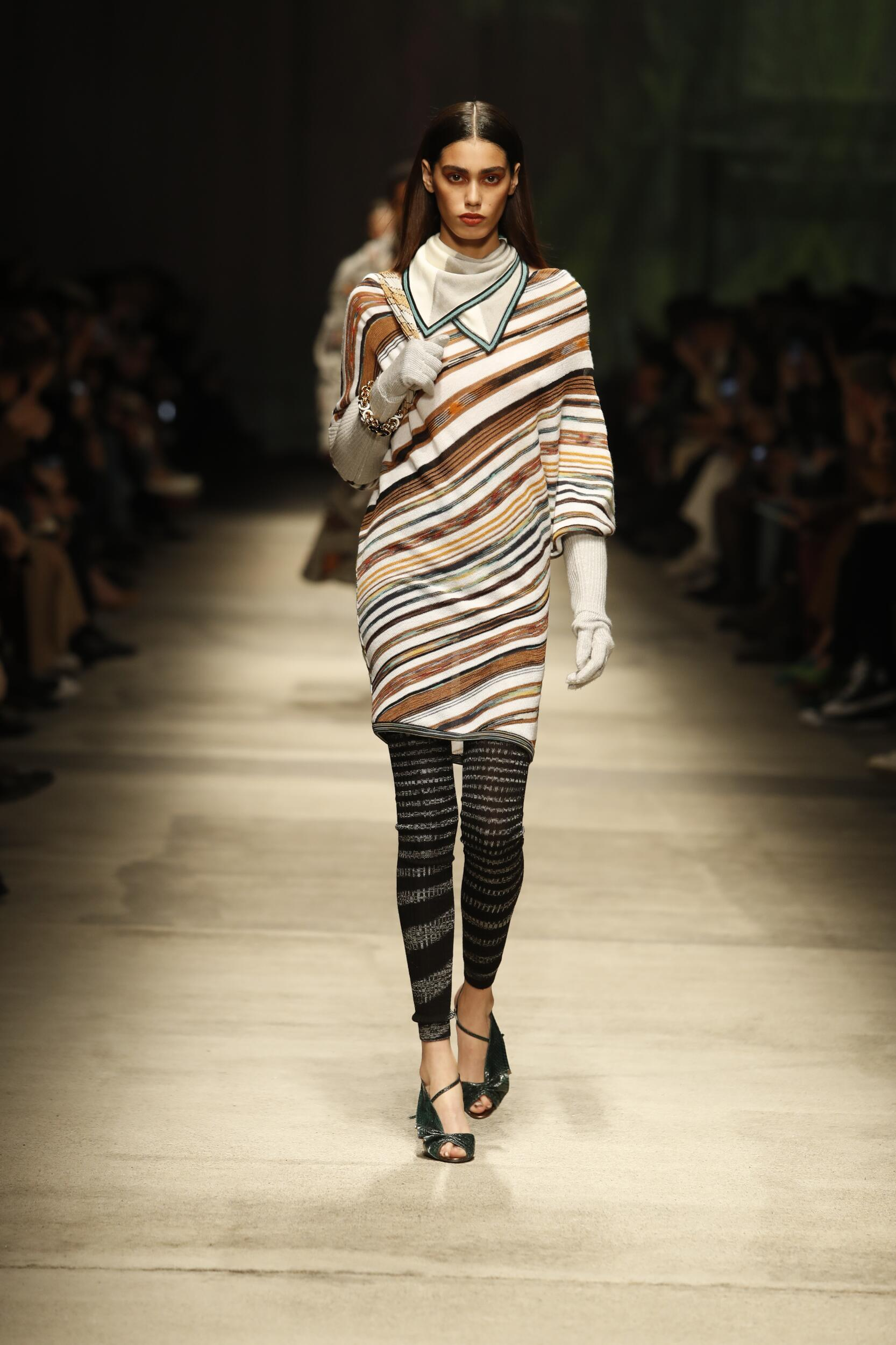 FW 2020-21 Fashion Show Missoni