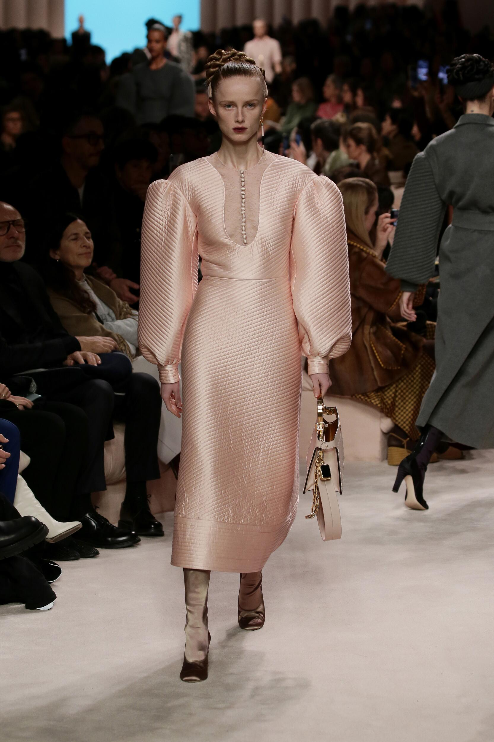 FW 2020-21 Fendi Fashion Show