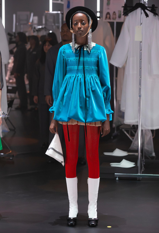FW 2020-21 Gucci Fashion Show Milan