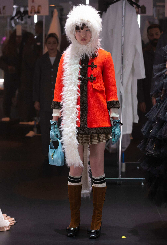 FW 2020-21 Gucci Fashion Show