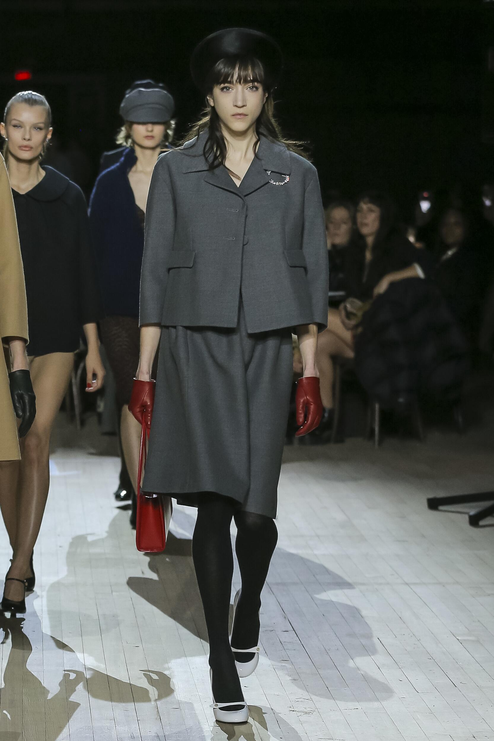 FW 2020-21 Marc Jacobs Fashion Show New York Fashion Week