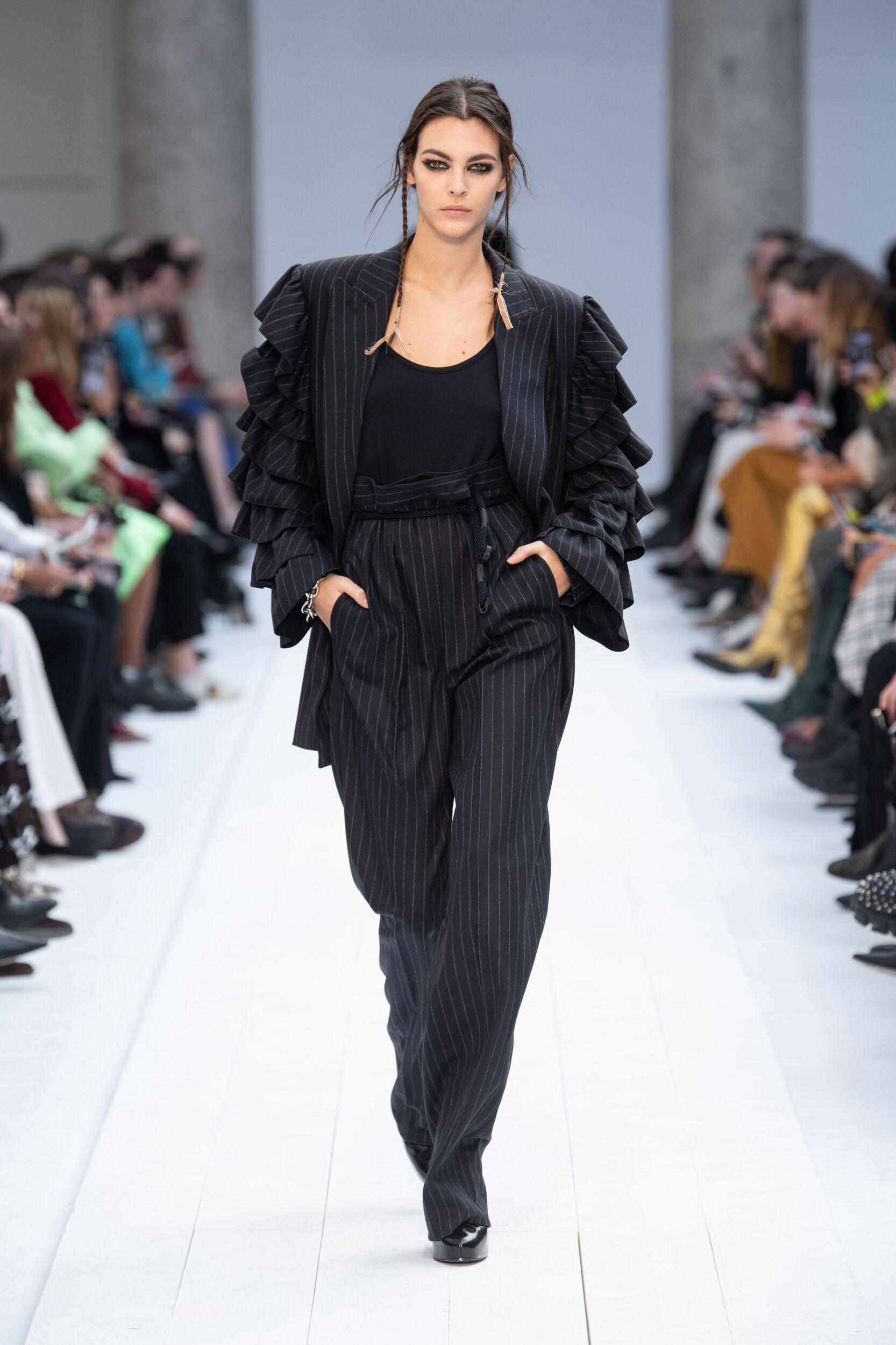FW 2020-21 Max Mara Fashion Show Milan