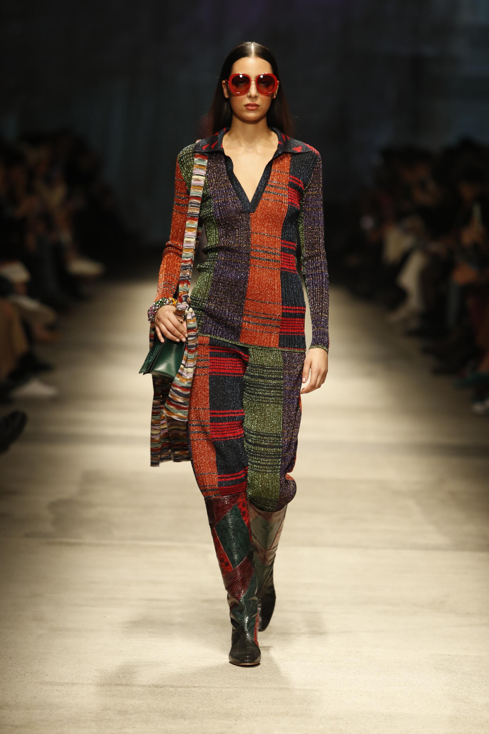 FW 2020-21 Missoni Fashion Show Milan