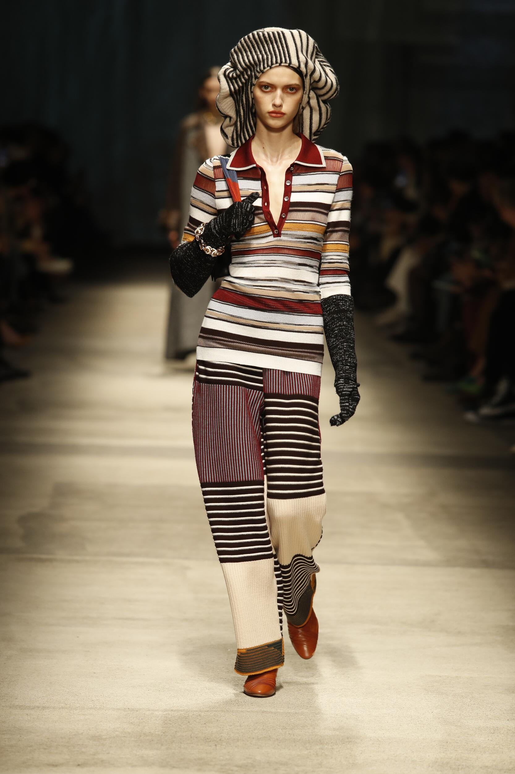 FW 2020-21 Missoni Fashion Show