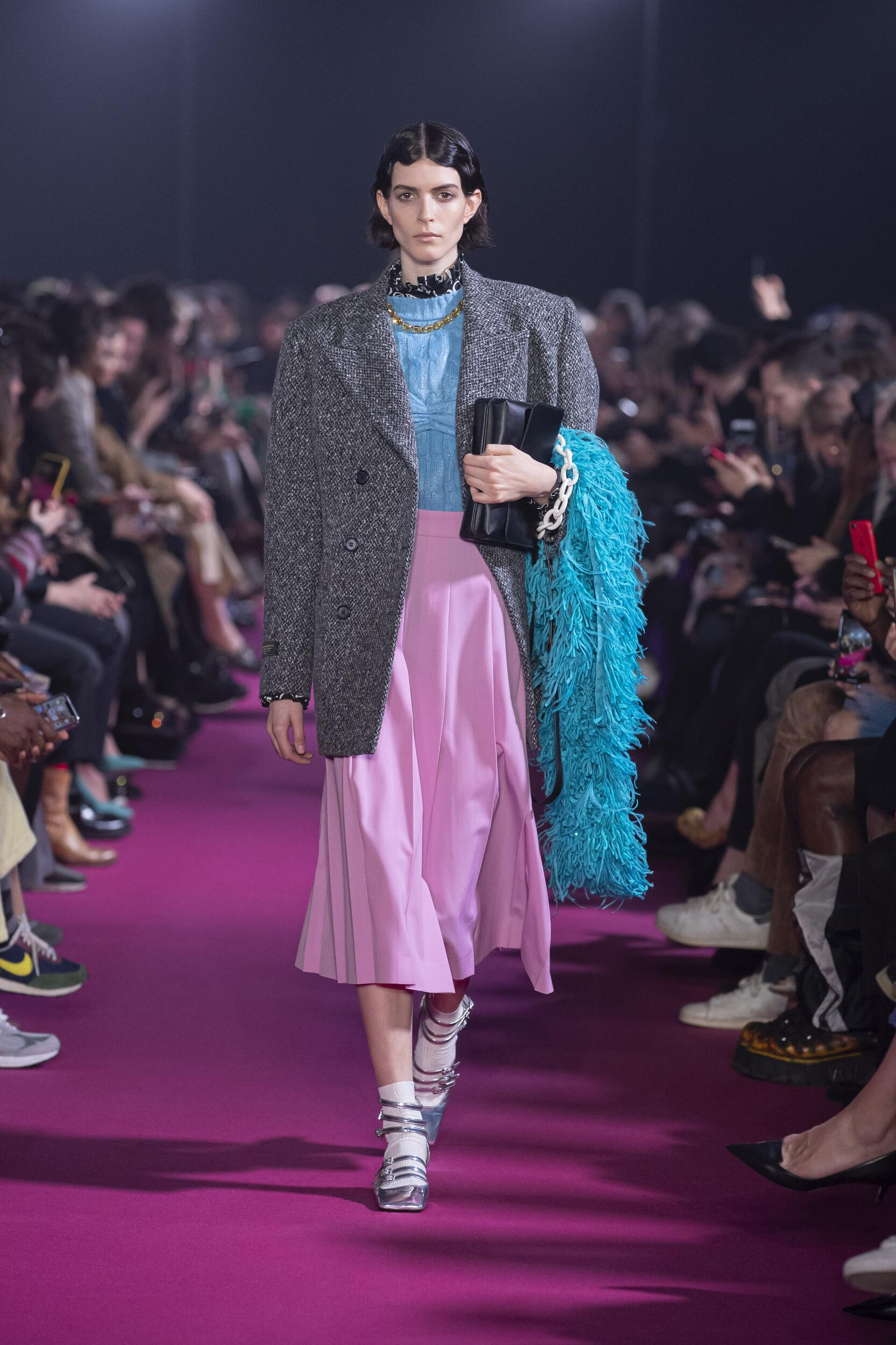 FW 2020-21 MSGM Fashion Show