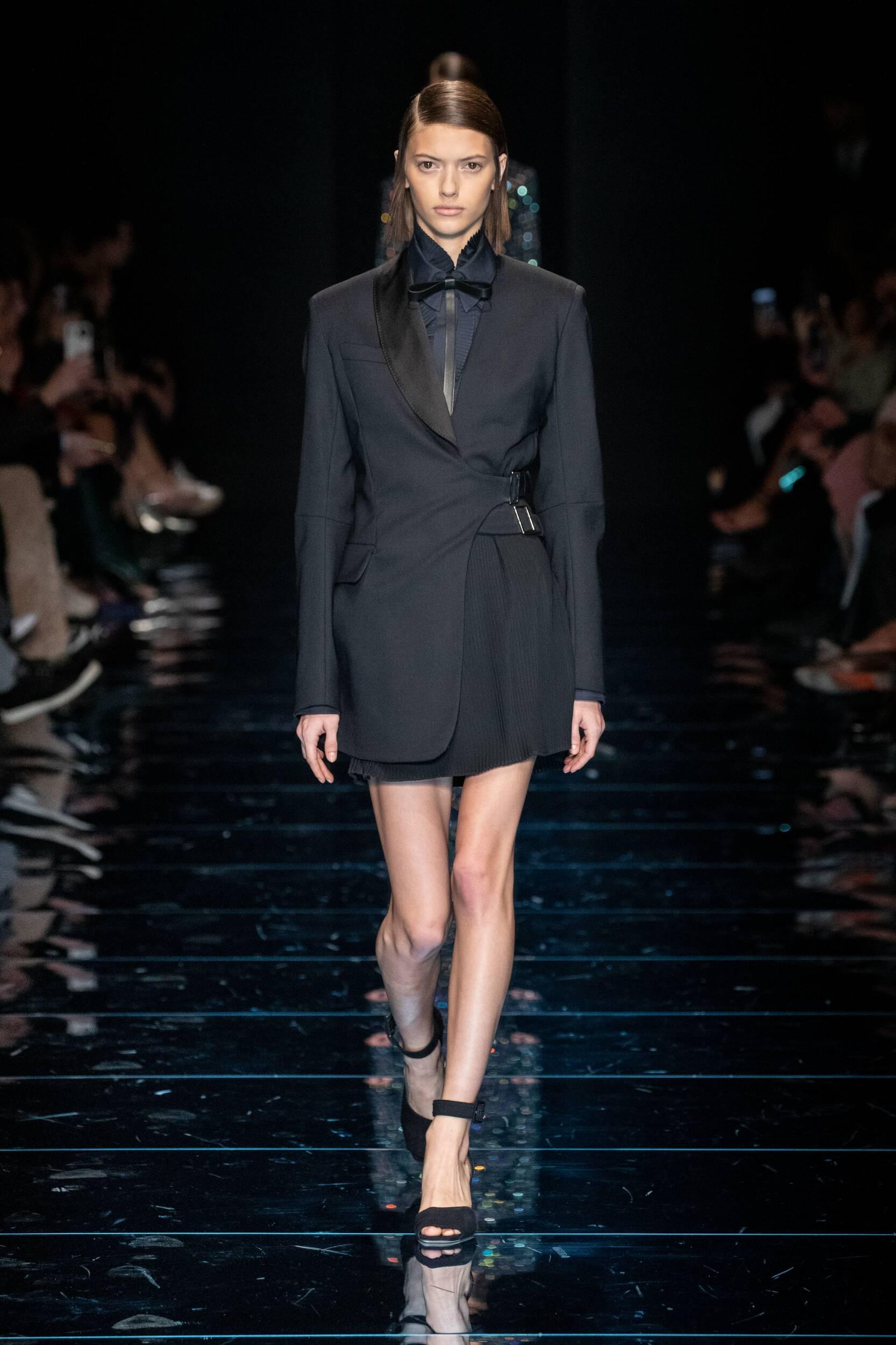 FW 2020-21 Sportmax Fashion Show Milan