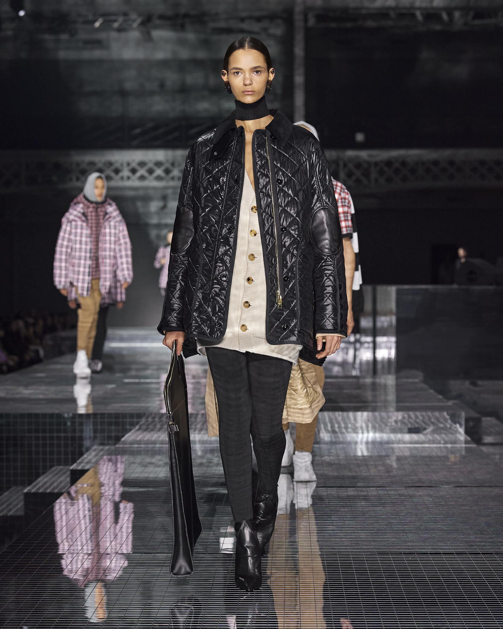 FW 2020 Burberry Show London Fashion Week