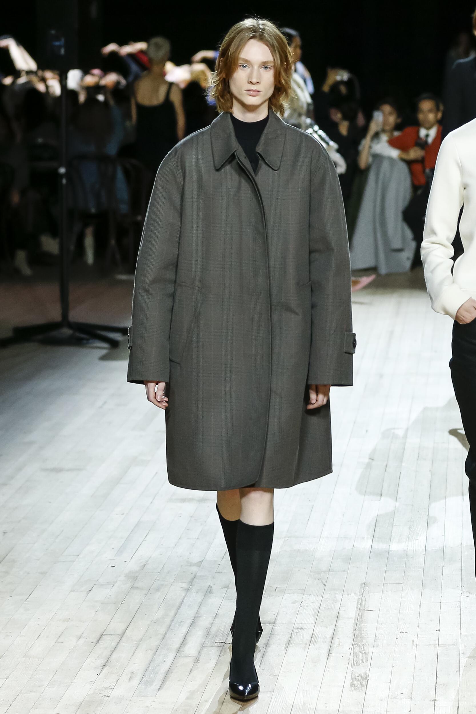 FW 2020 Marc Jacobs Show New York Fashion Week Womenswear
