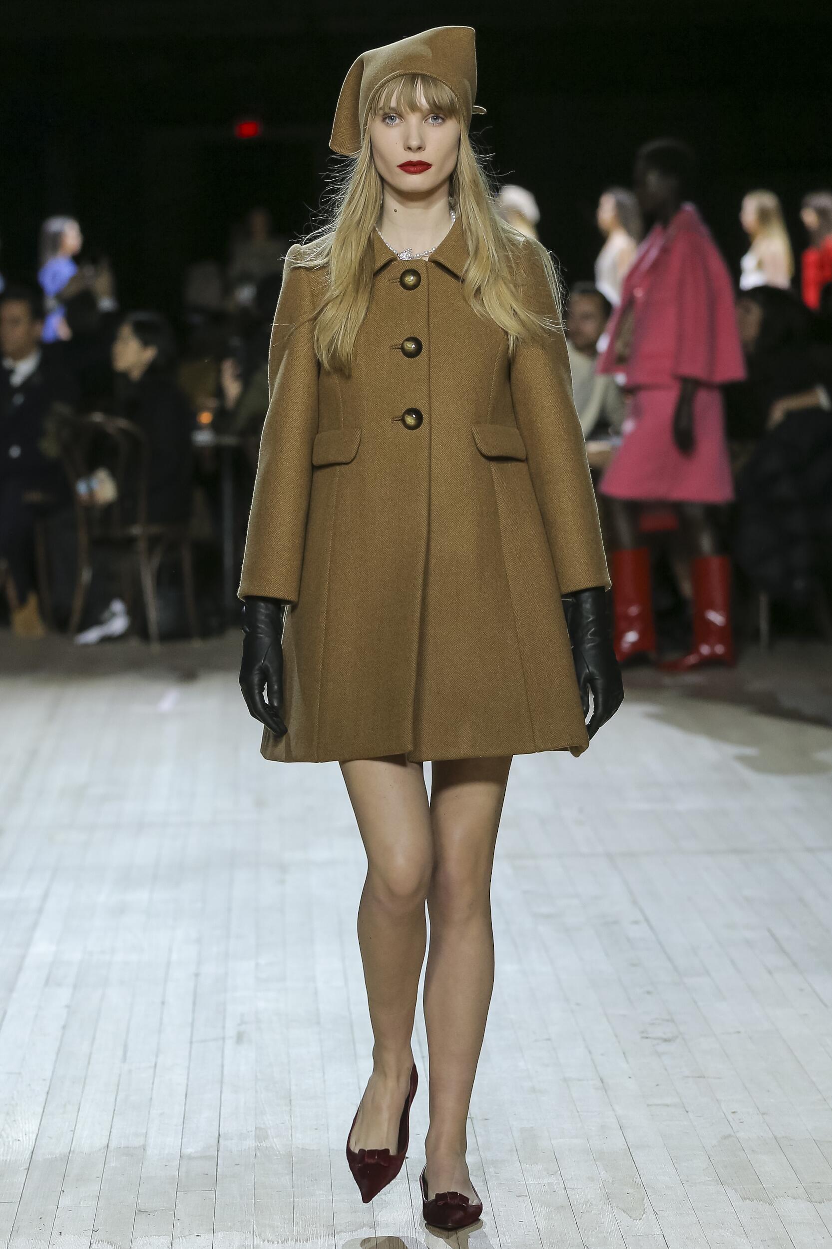 FW 2020 Marc Jacobs Show New York Fashion Week