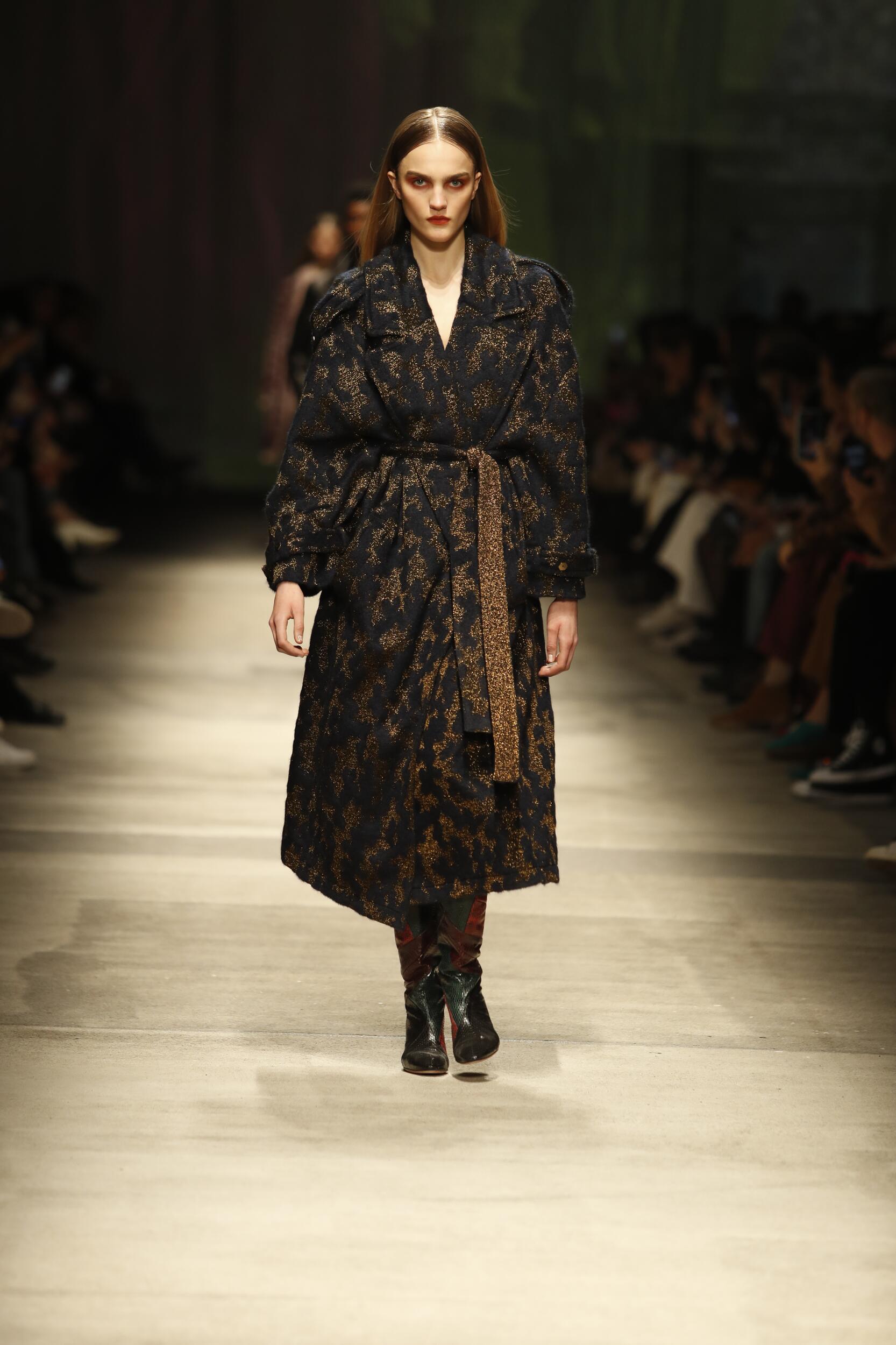 FW 2020 Missoni Show Milan Fashion Week