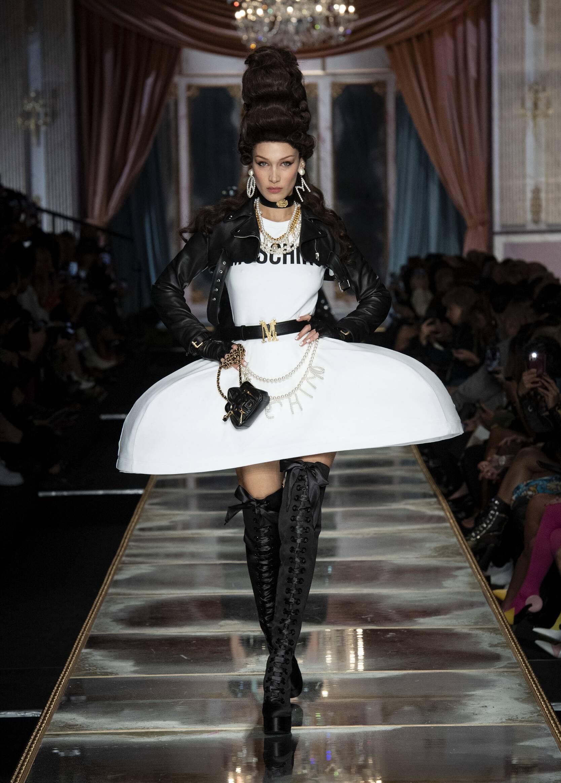 Fall 2020 Fashion Trends Moschino