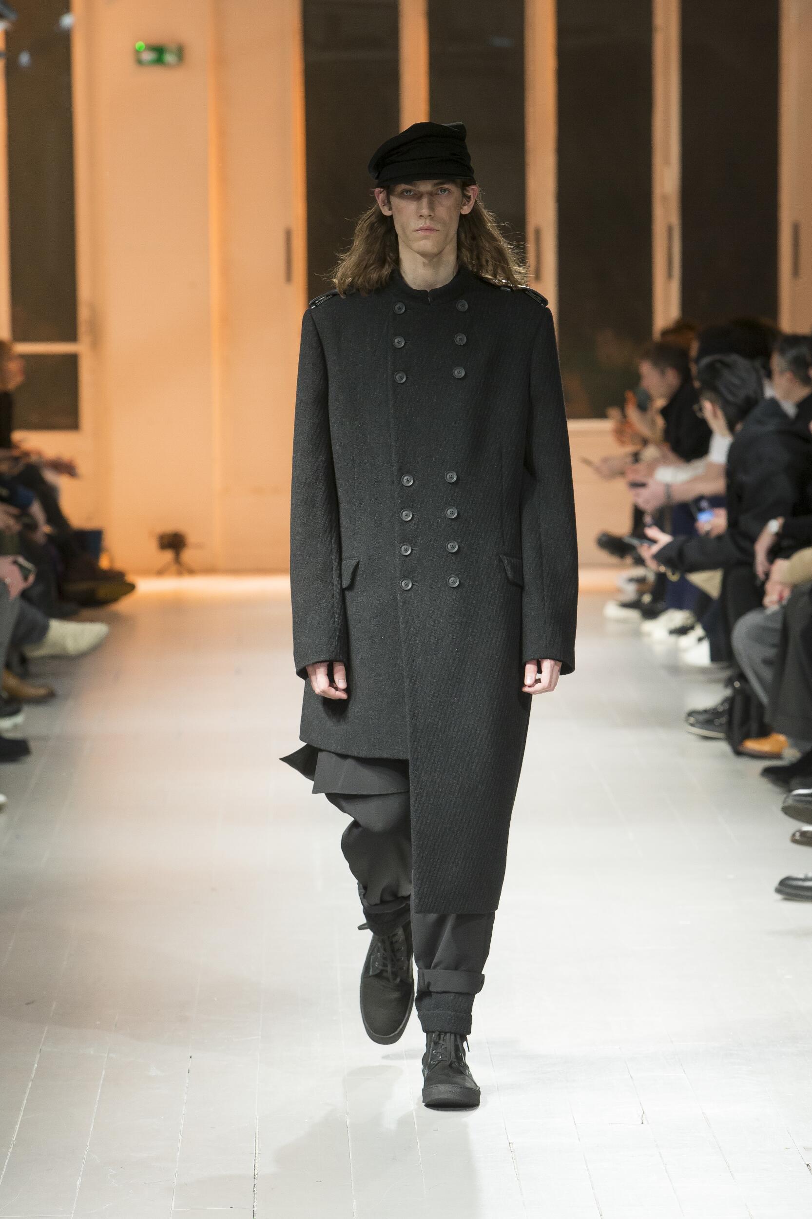 Fall 2020 Fashion Trends Yohji Yamamoto
