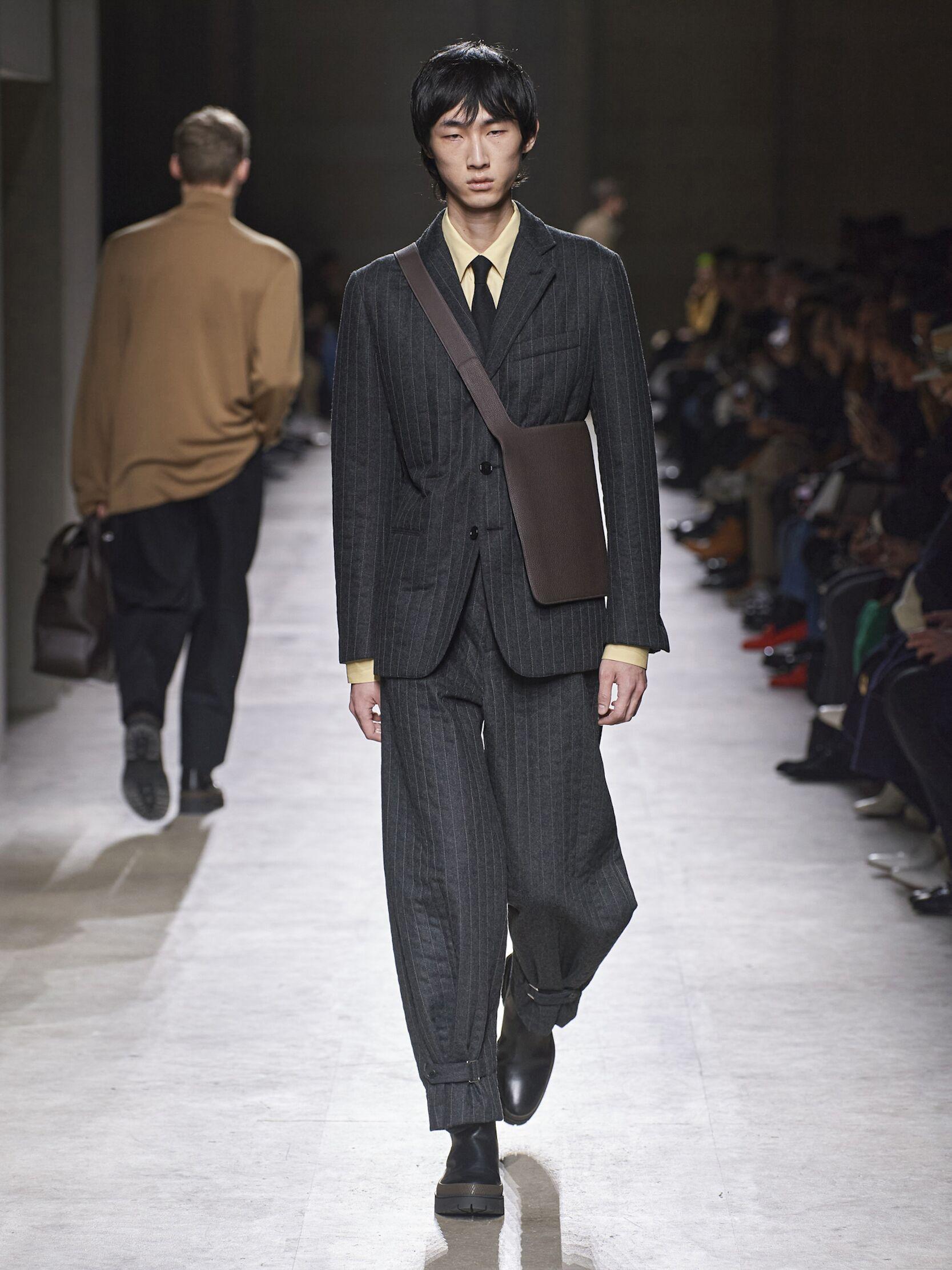 Fall 2020 Menswear Hermès