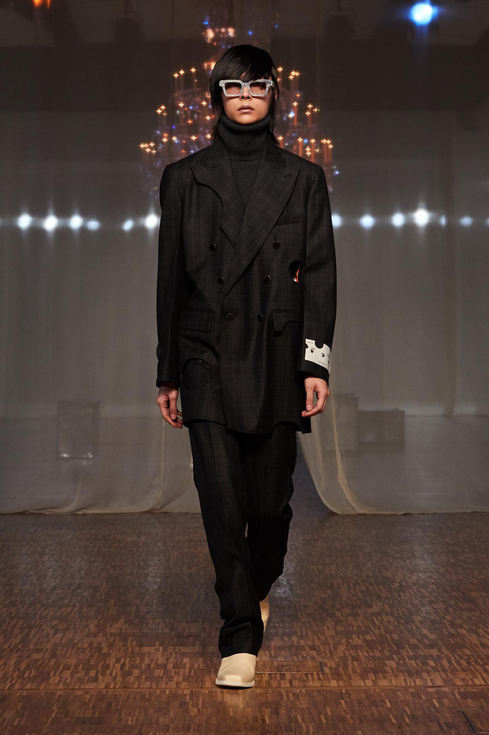 Fall 2020 Menswear Off White c/o Virgil Abloh