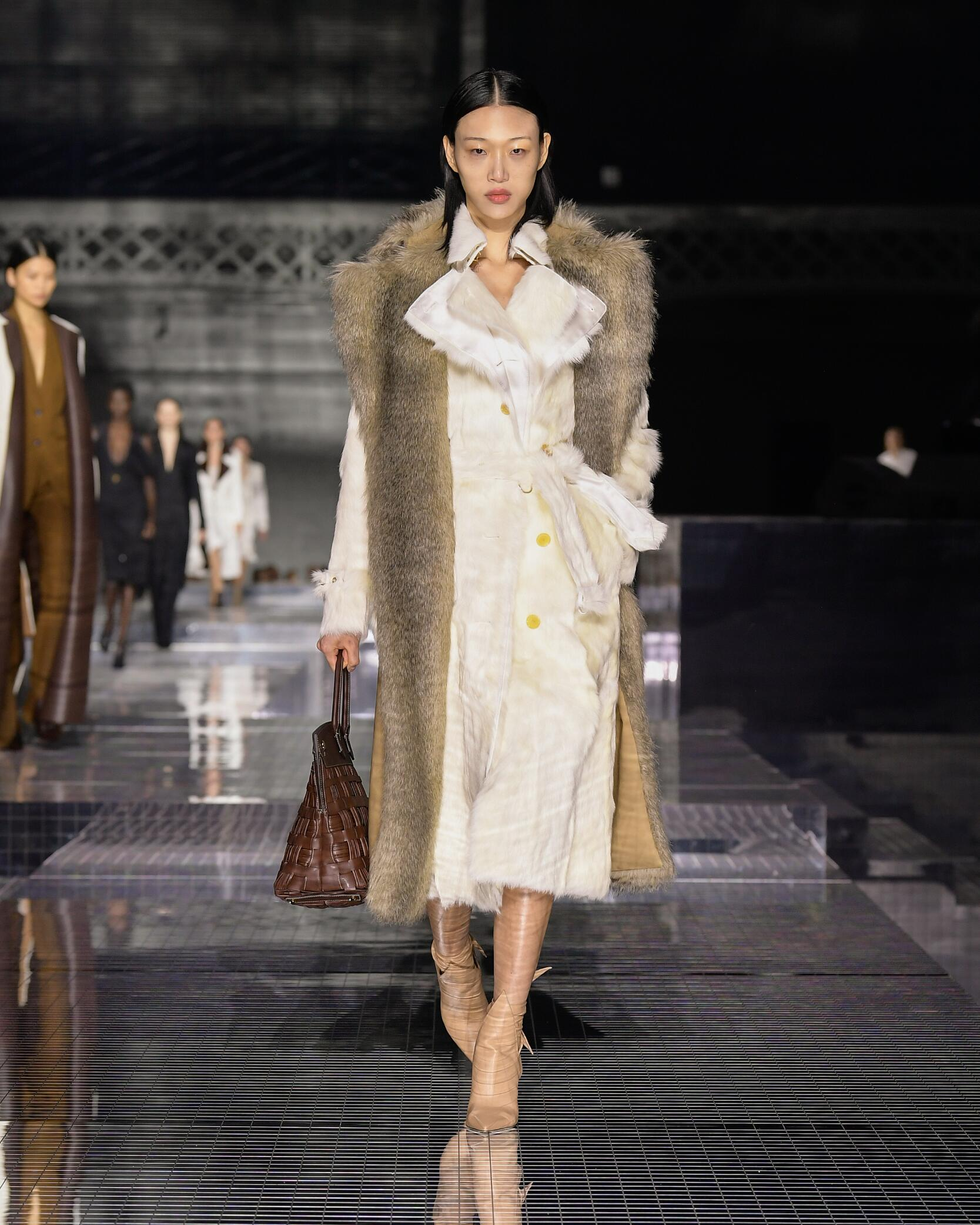 Fall 2020 Womenswear Burberry