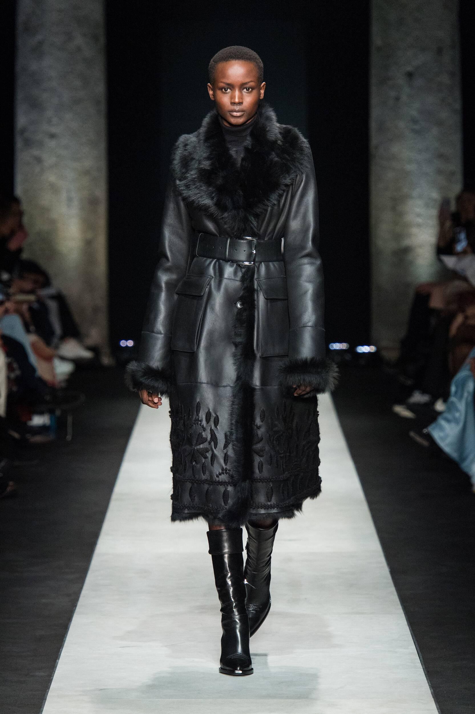 Fall 2020 Womenswear Ermanno Scervino