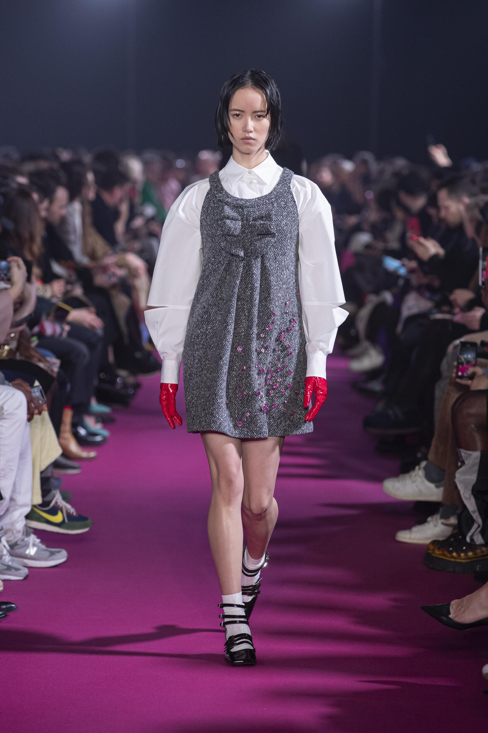 Fall 2020 Womenswear MSGM