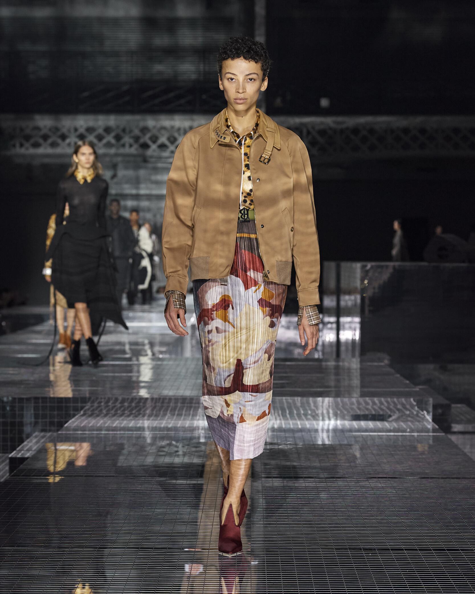 Fall Fashion 2020 Burberry