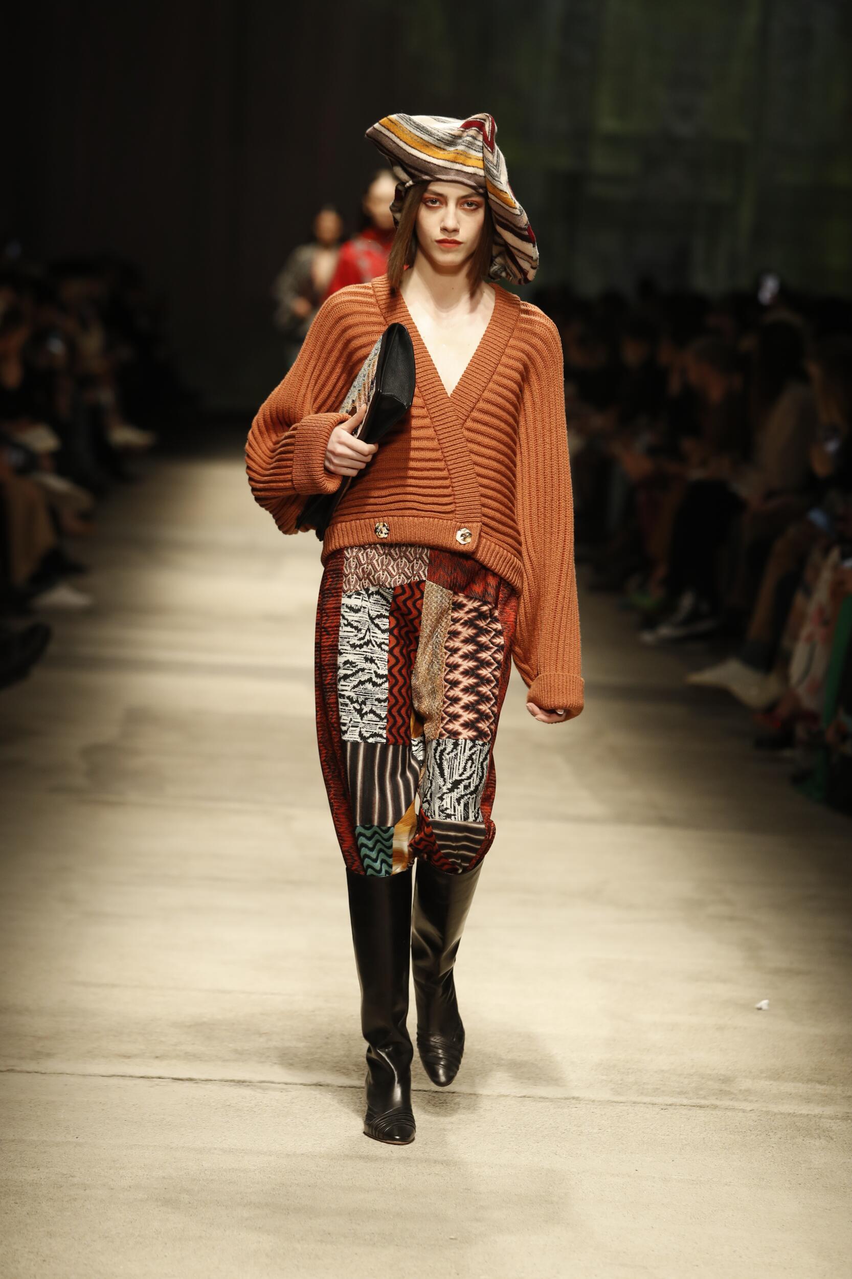 Fall Fashion 2020 Missoni