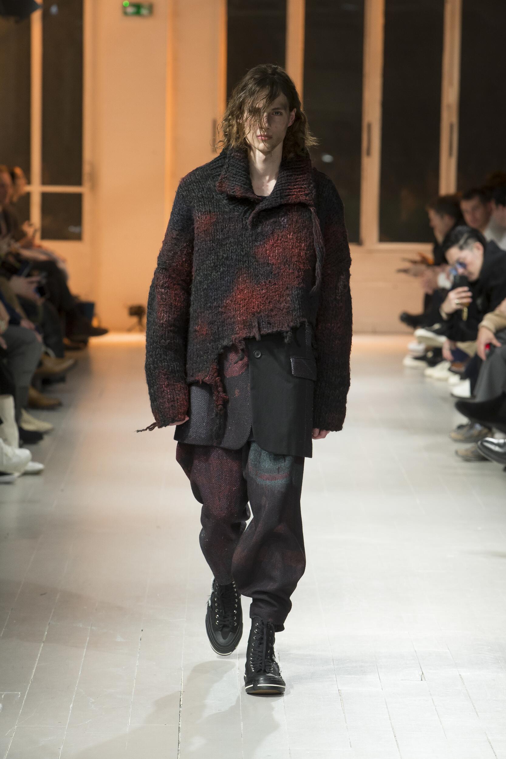 Fall Fashion 2020 Yohji Yamamoto
