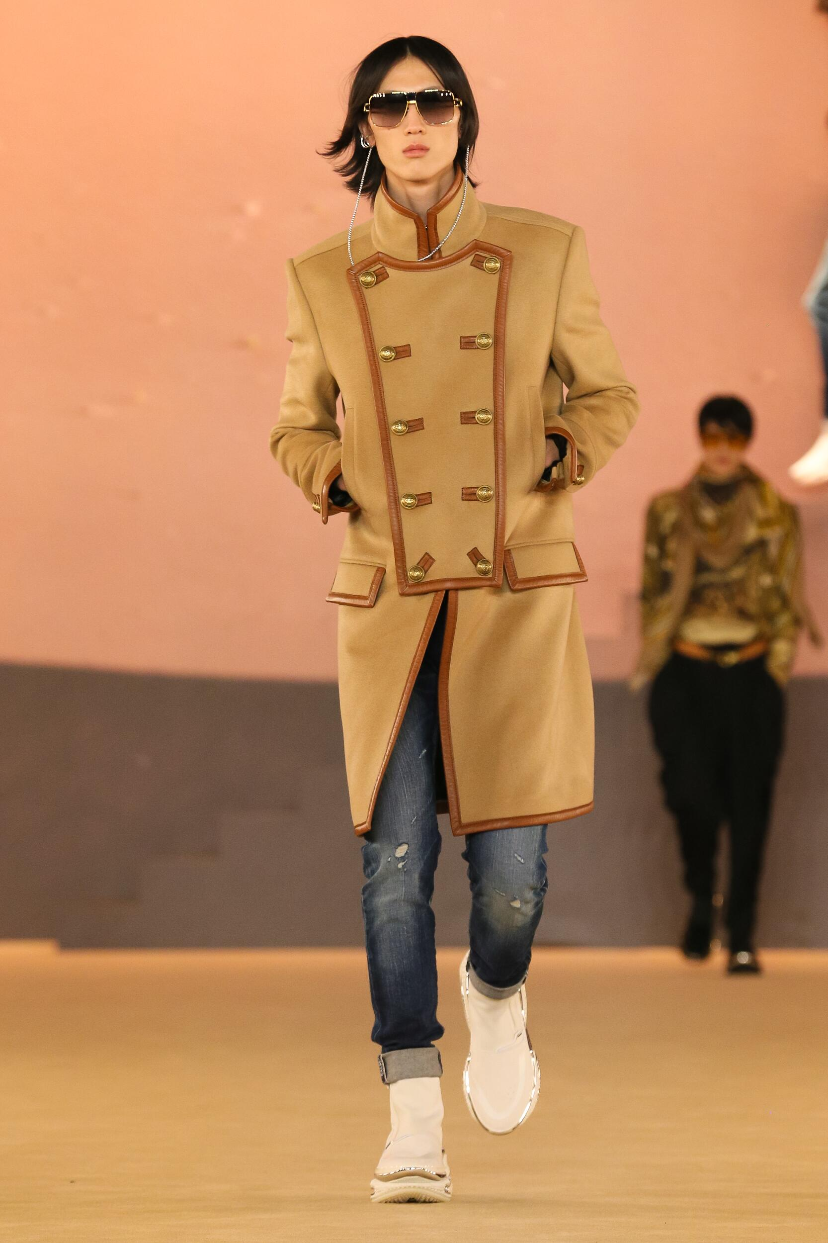 Fall Fashion Trends 2020-21 Balmain