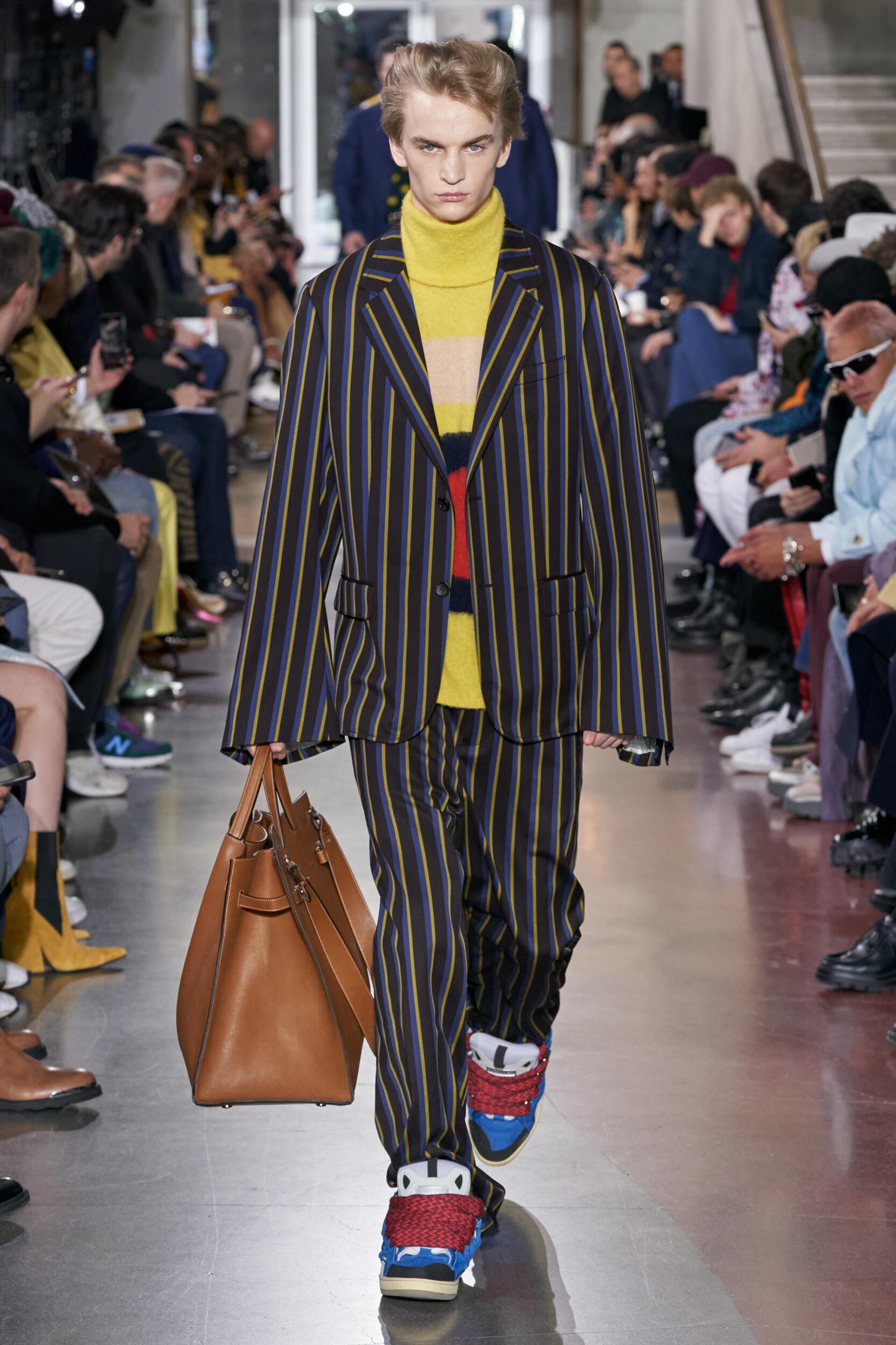 Fall Fashion Trends 2020-21 Lanvin
