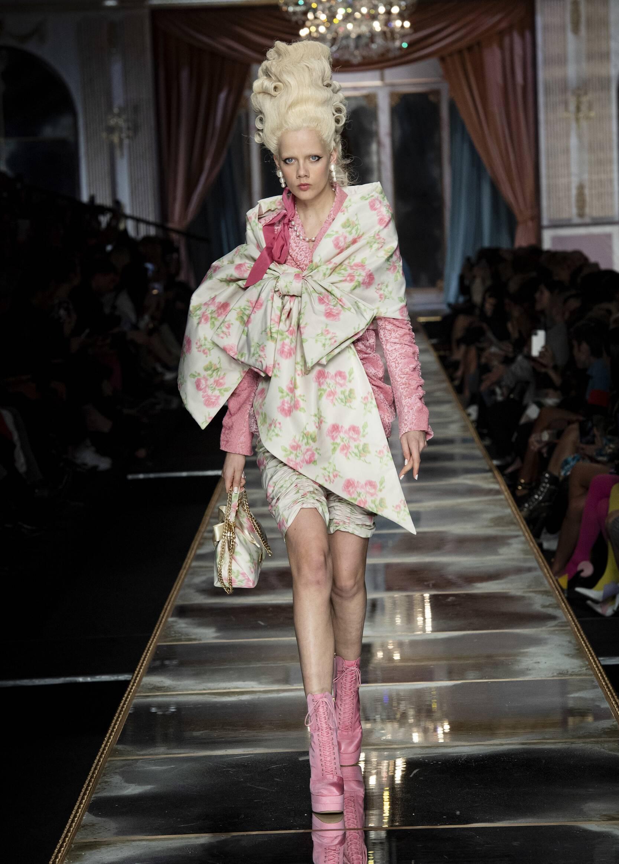 Fall Fashion Trends 2020-21 Moschino