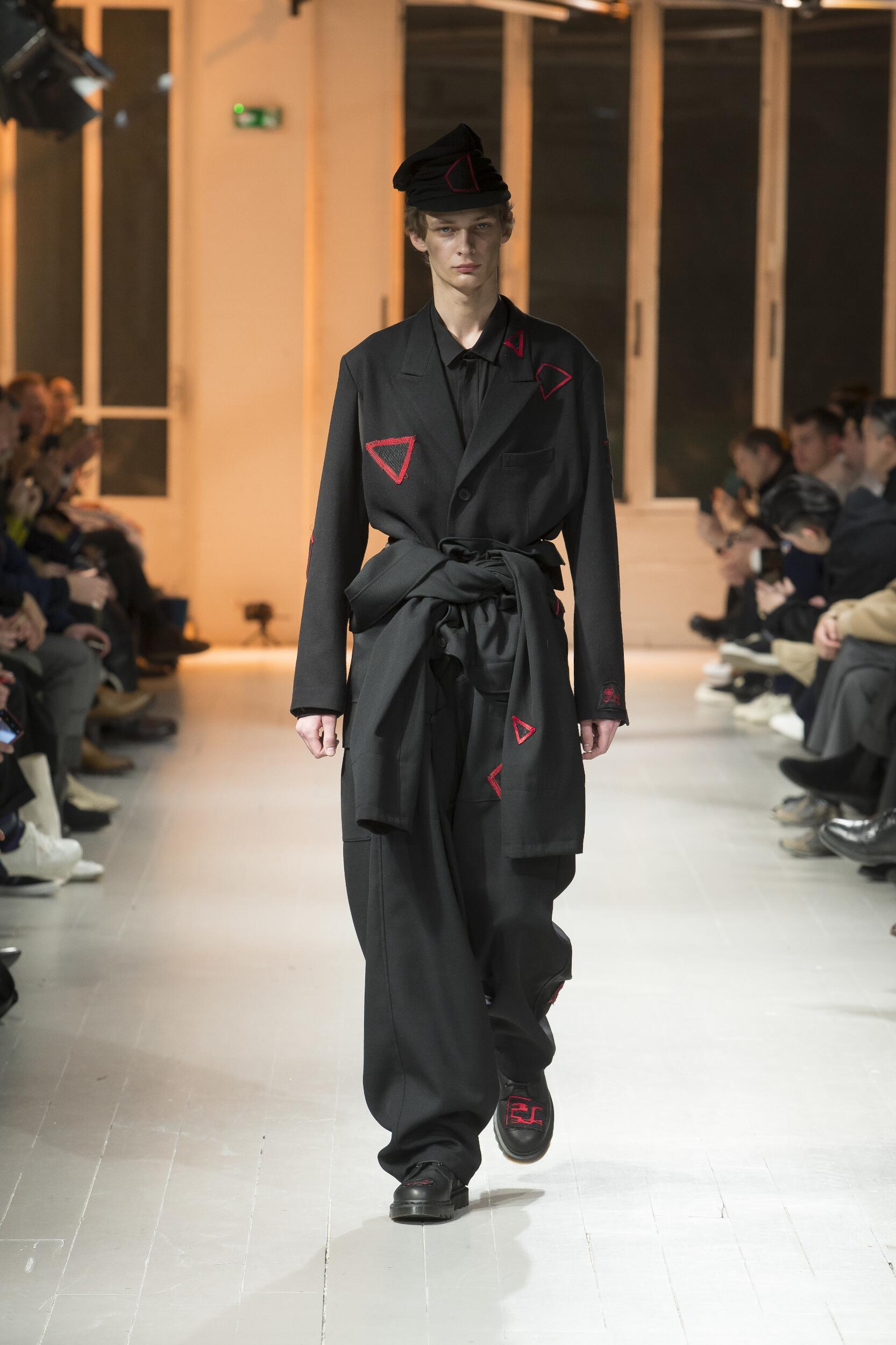 Fall Fashion Trends 2020-21 Yohji Yamamoto