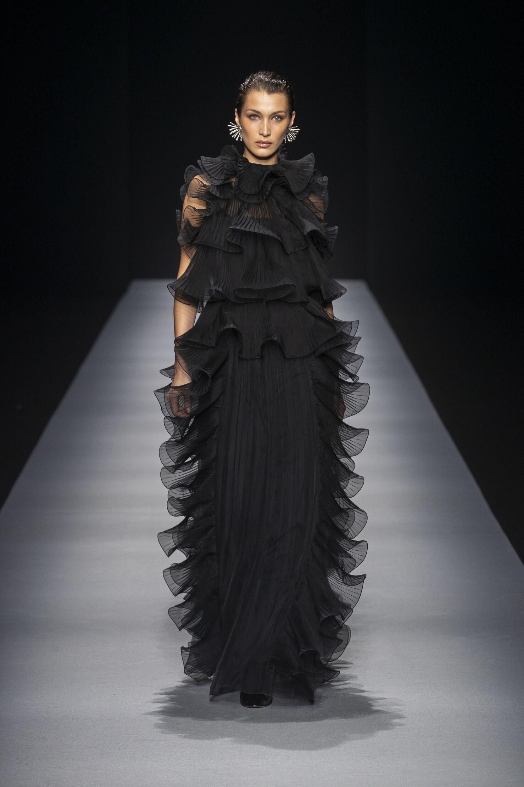 Fall Winter Fashion Trends 2020 Alberta Ferretti