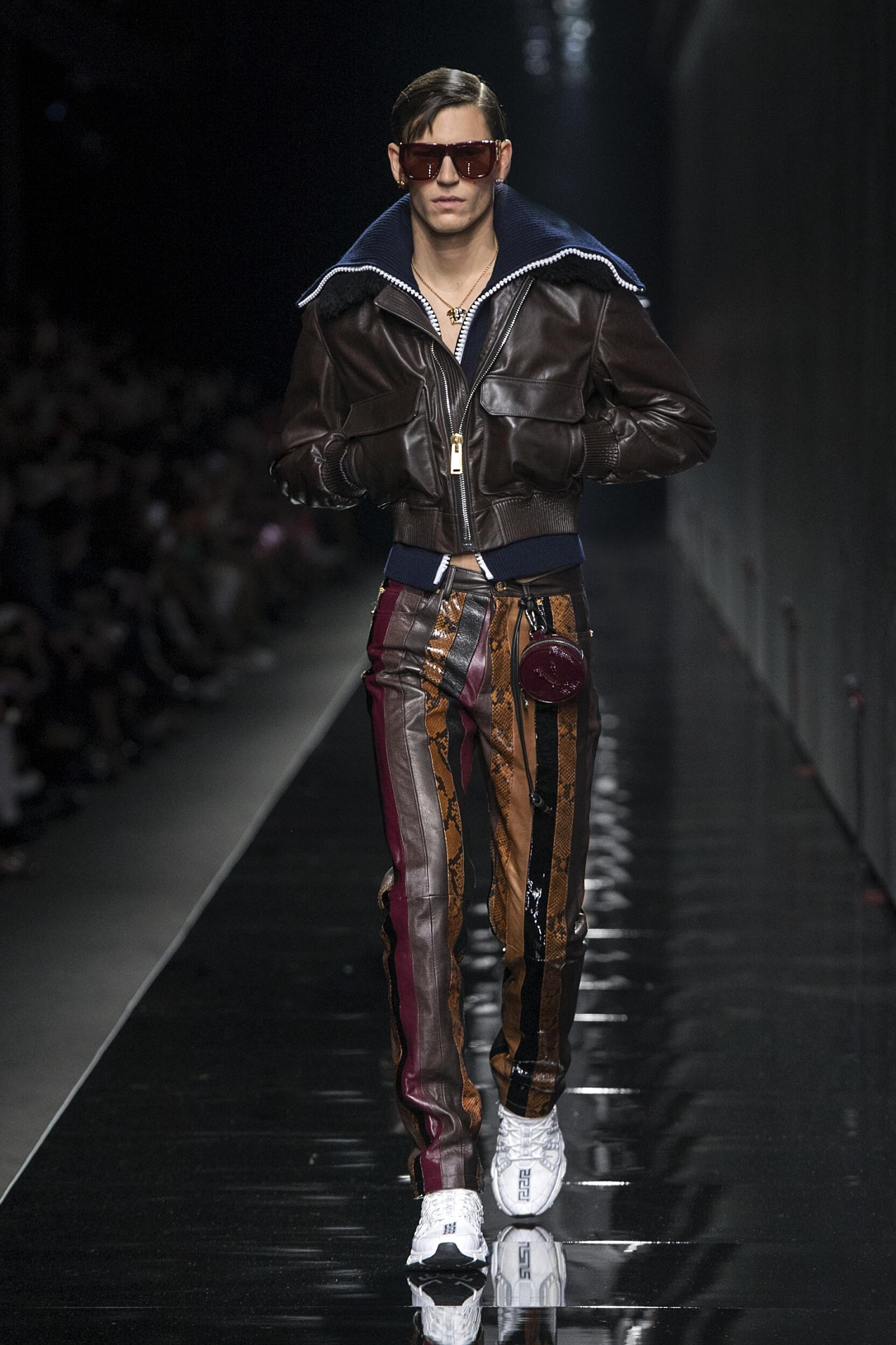Fall Winter Fashion Trends 2020 Versace