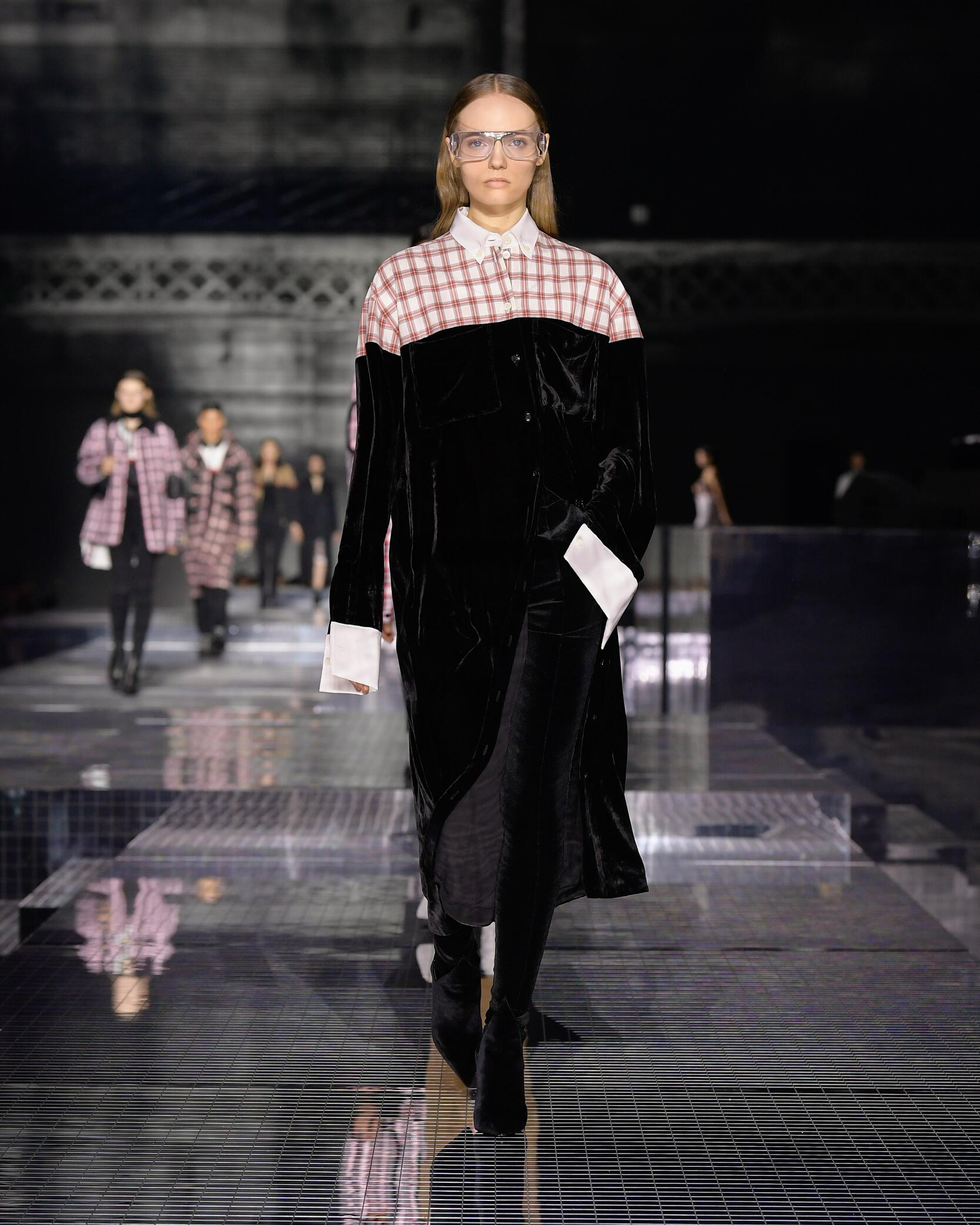 Fashion 2020 Catwalk Burberry Winter Womens Collection
