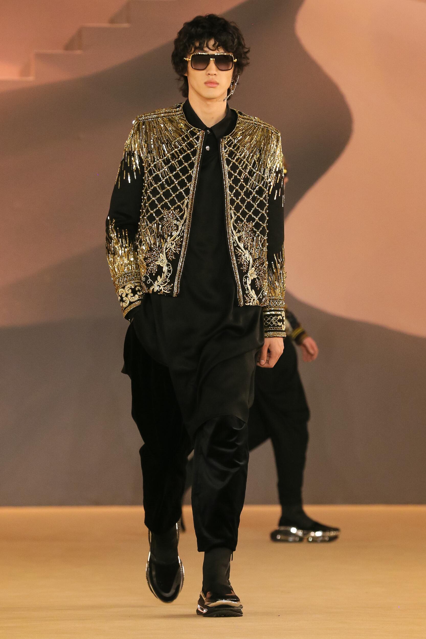 Fashion 2020 Men Style Balmain