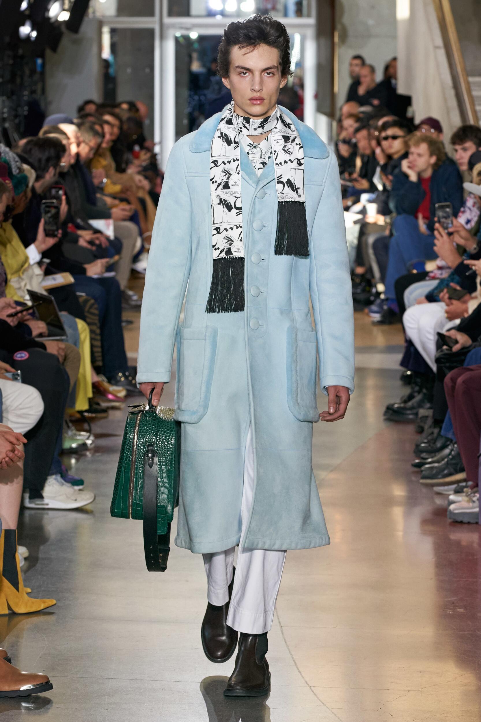 Fashion 2020 Runway Lanvin Winter