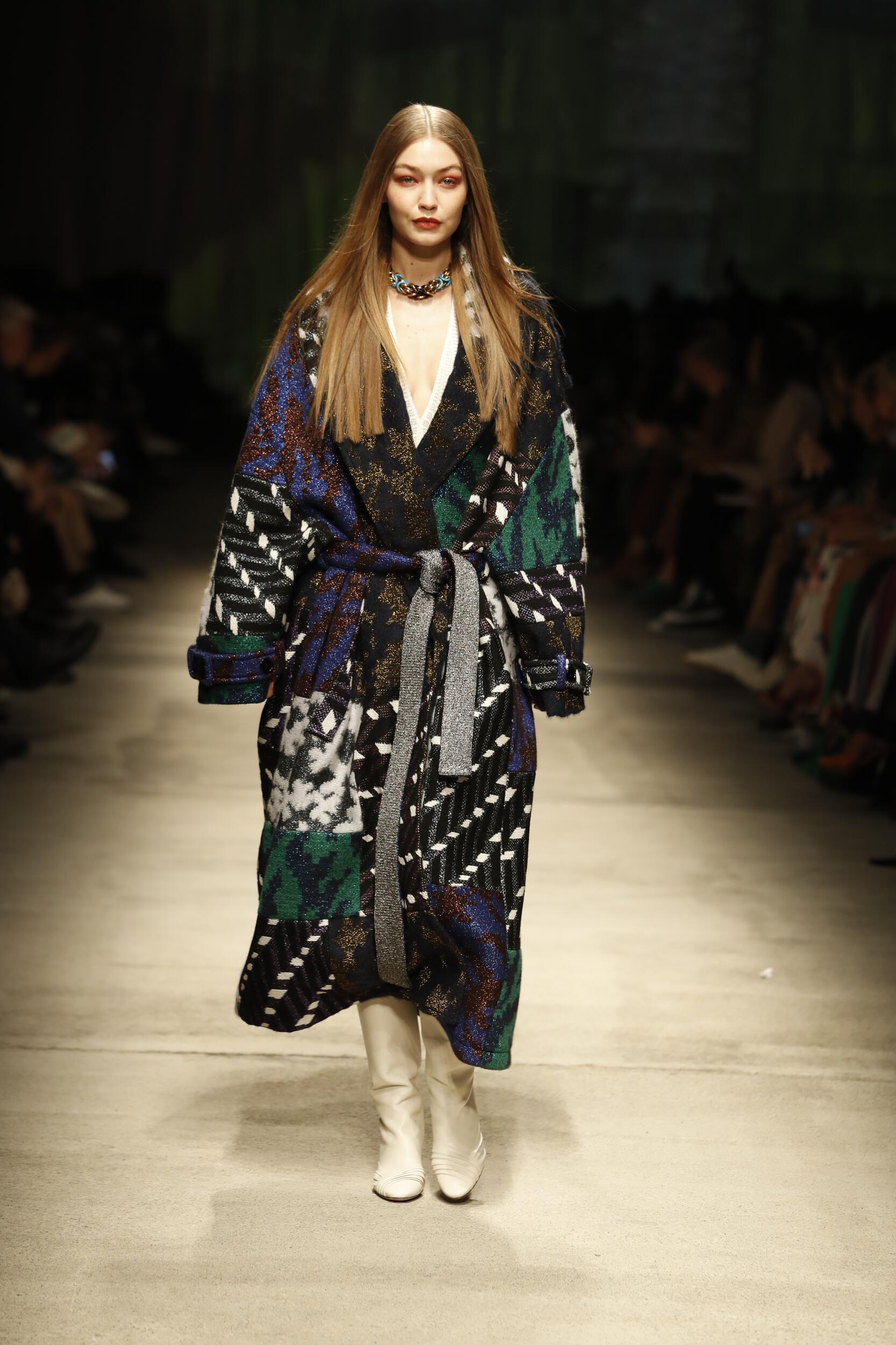 Fashion 2020 Runway Missoni FW