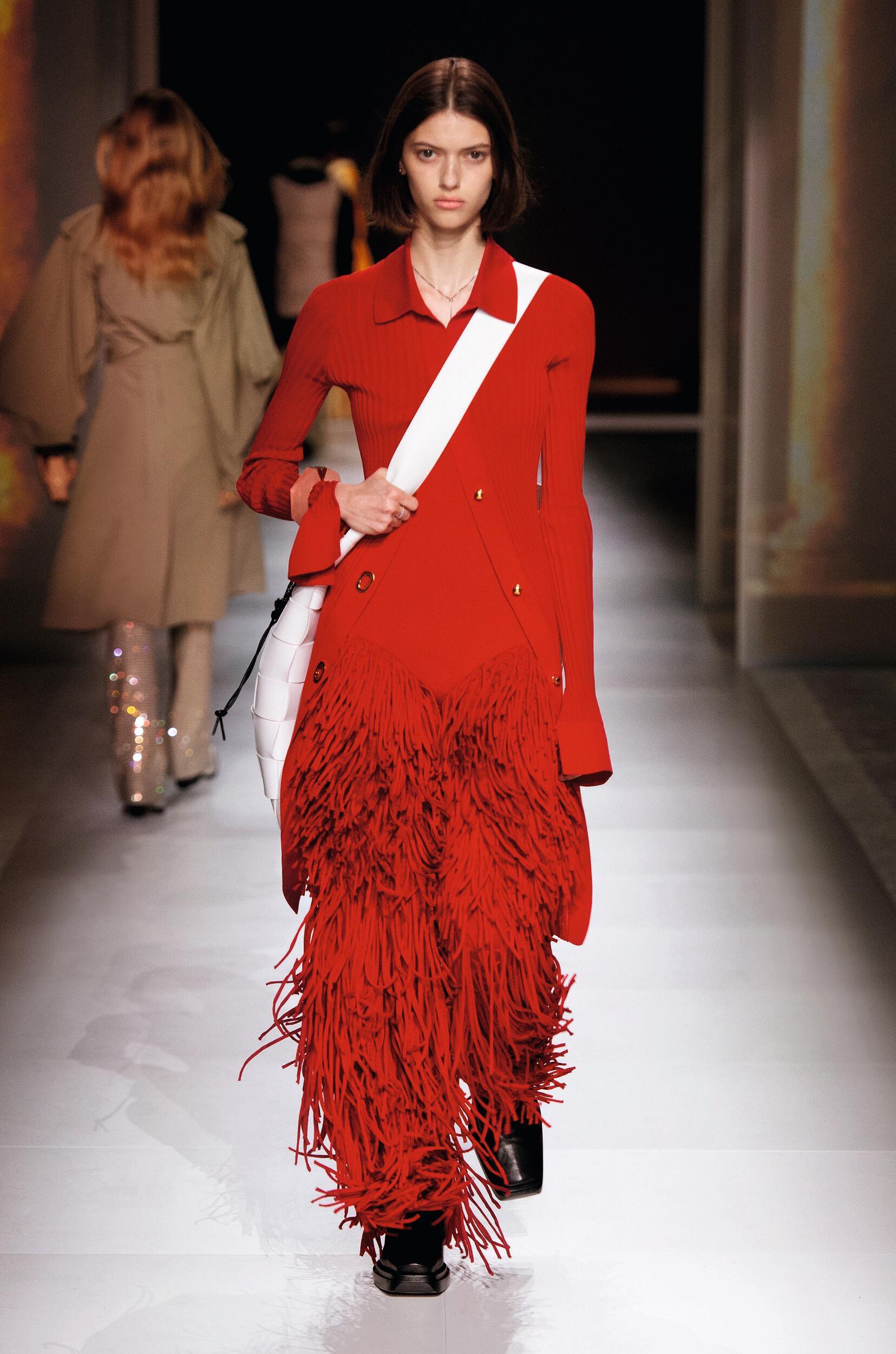 Fashion 2020 Runway Woman Bottega Veneta Winter