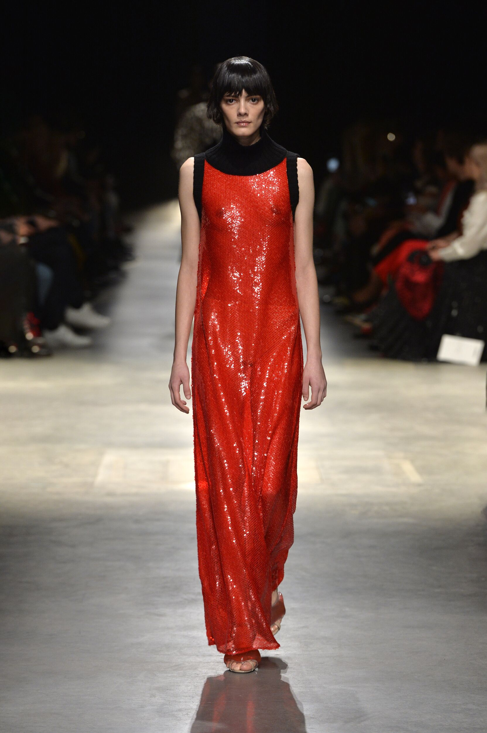Fashion 2020 Runway Woman Christopher Kane Winter