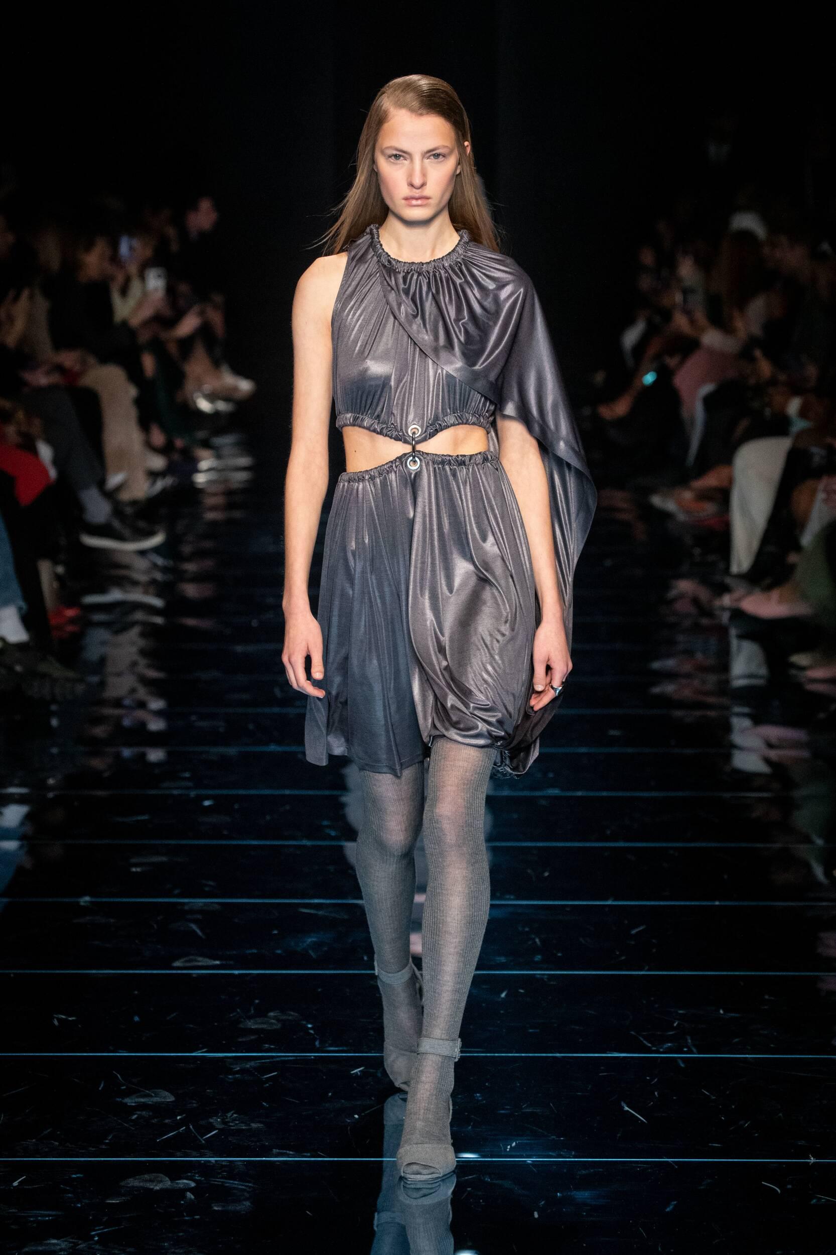 Fashion 2020 Runway Woman Sportmax Winter