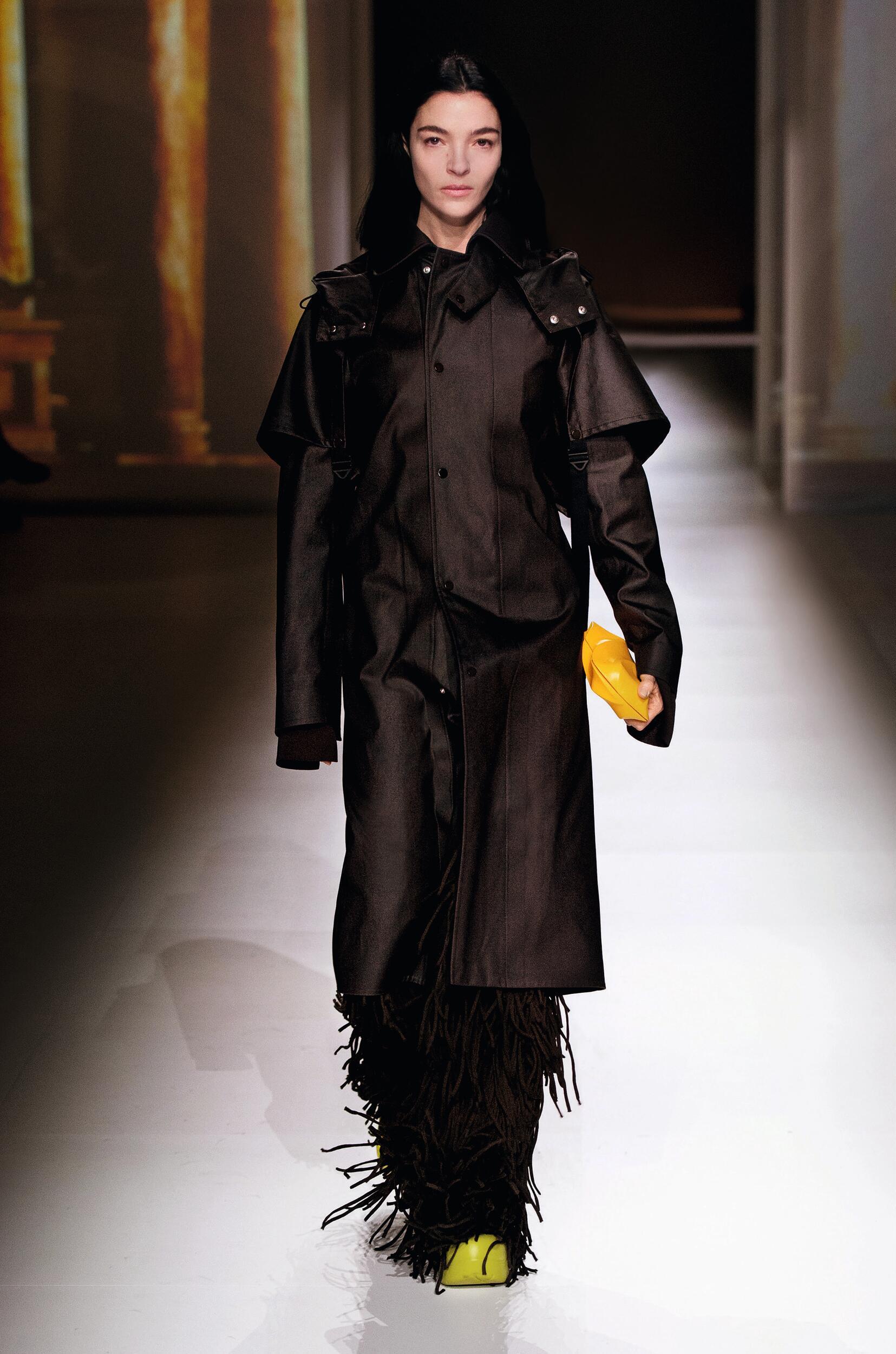 Fashion Week 2020 Catwalk Bottega Veneta